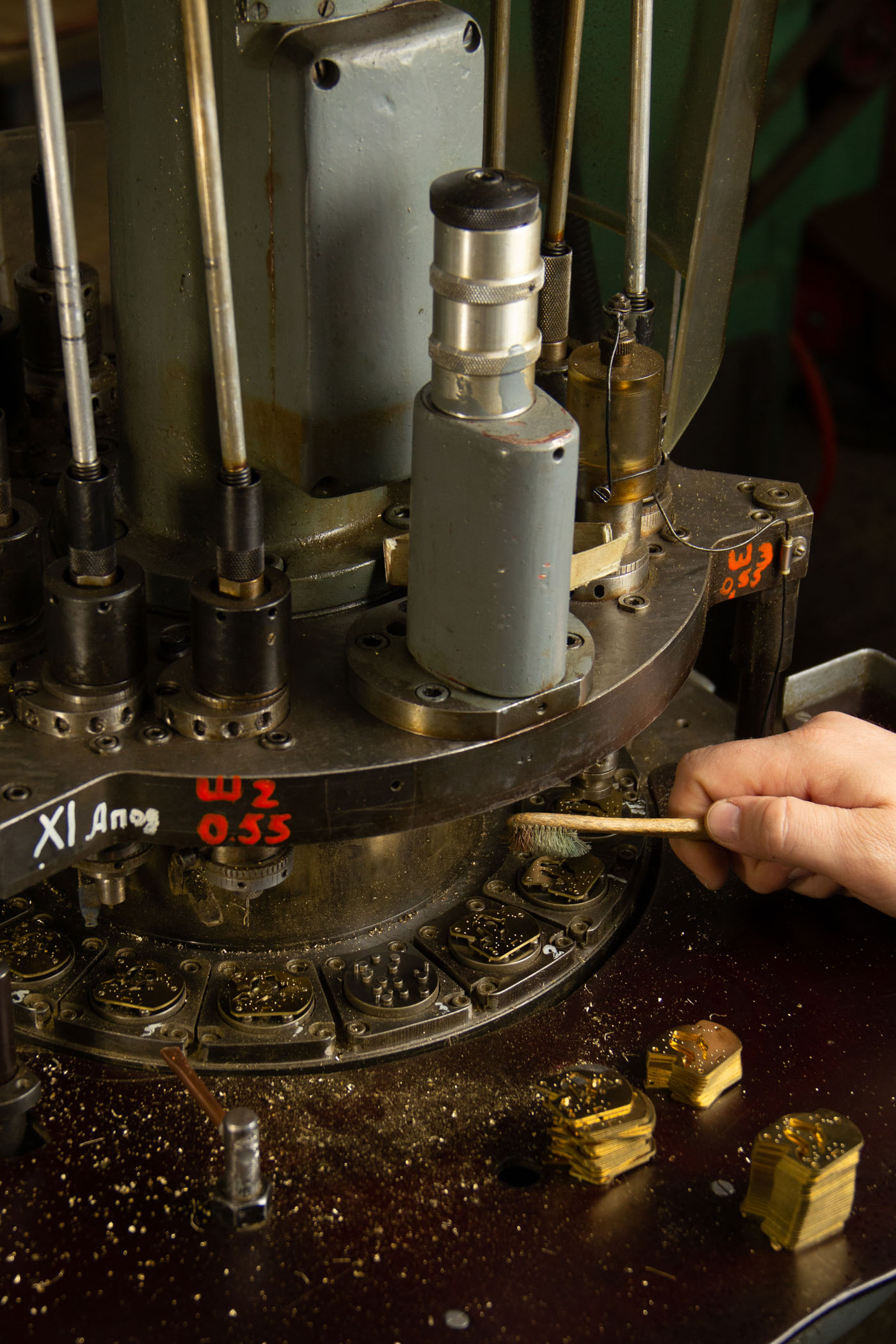 Why Toothbrushes Are So Important in Russian Watchmaking Raketa