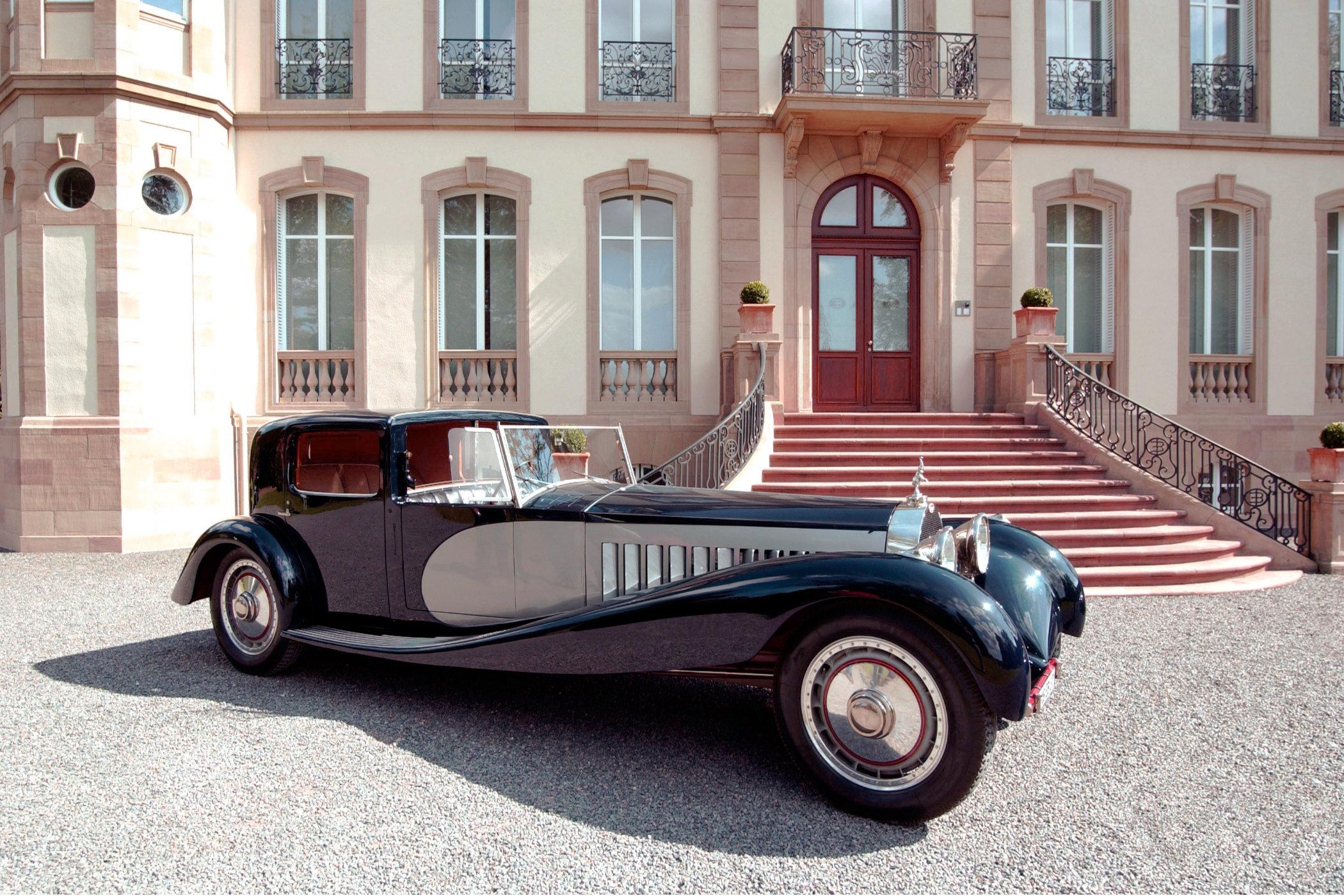 The Bugatti Type 41 Royale
