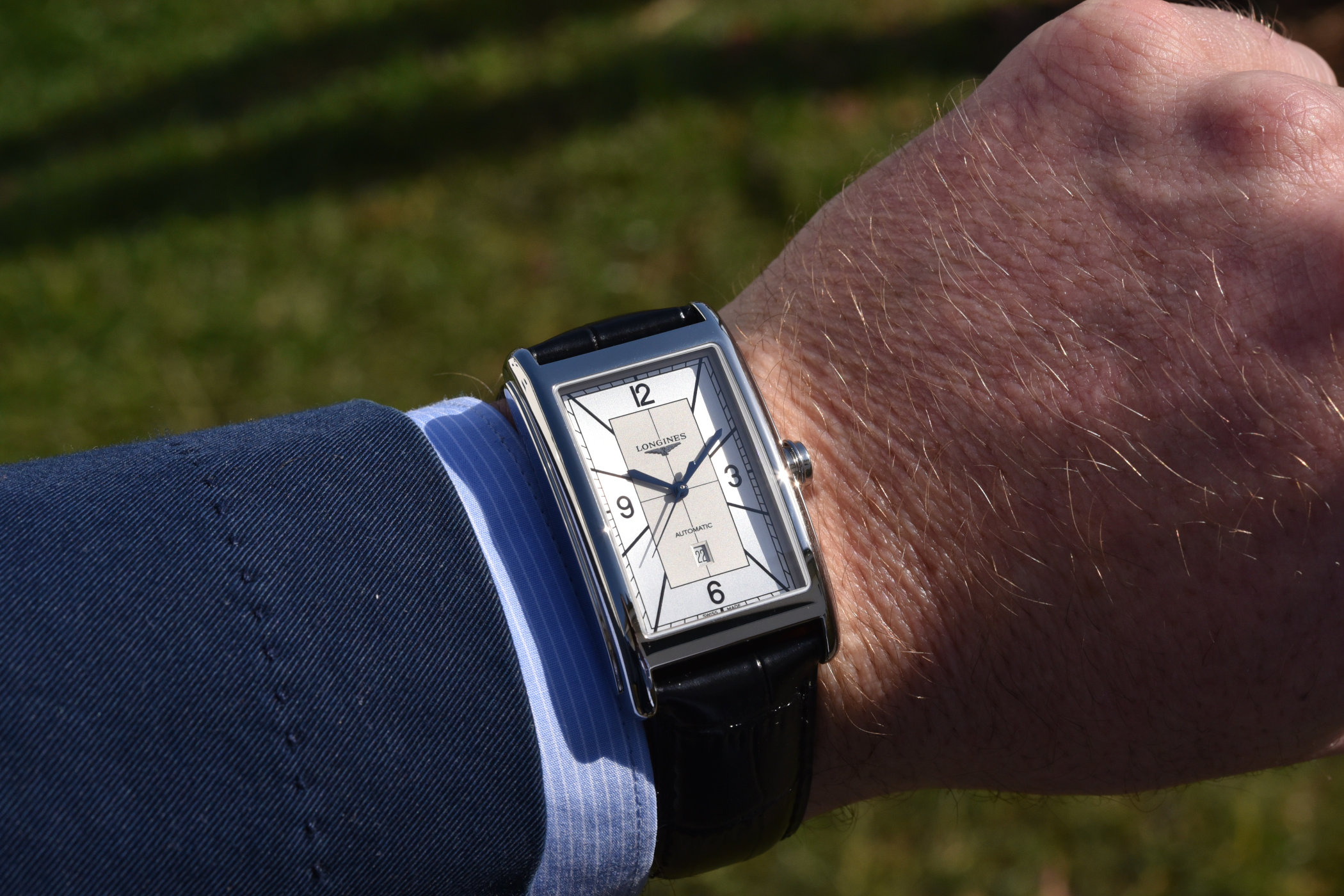 Longines DolceVita Sector Dial - Monochrome Watches