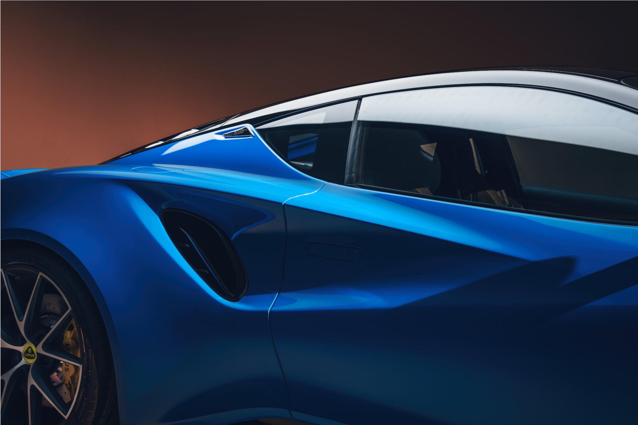 2022 Lotus Emira sportscar 6