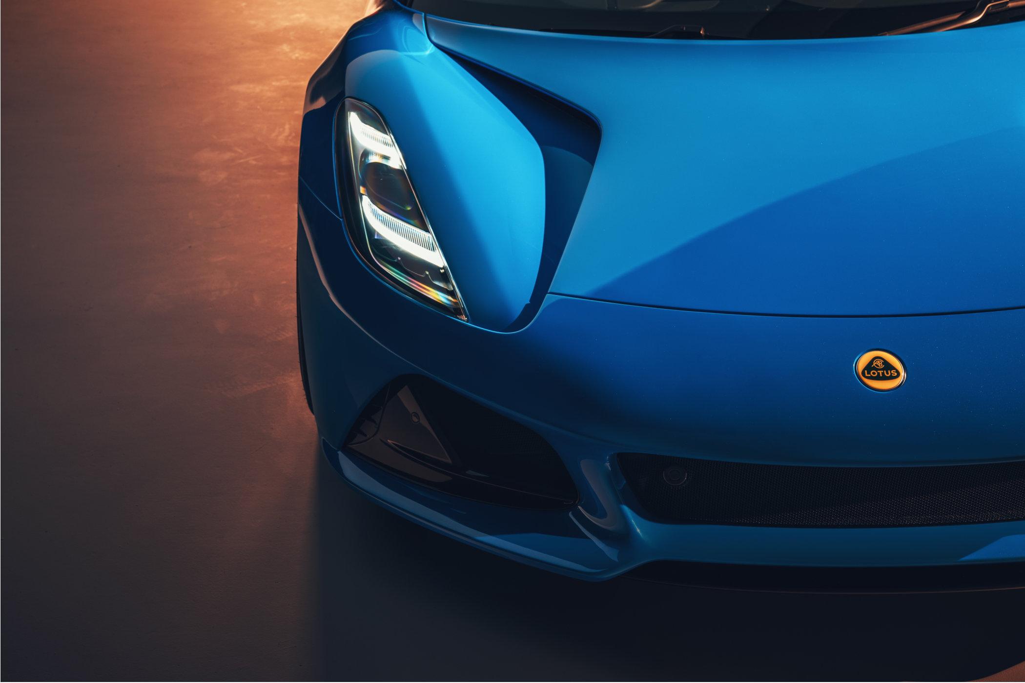 2022 Lotus Emira sportscar 7