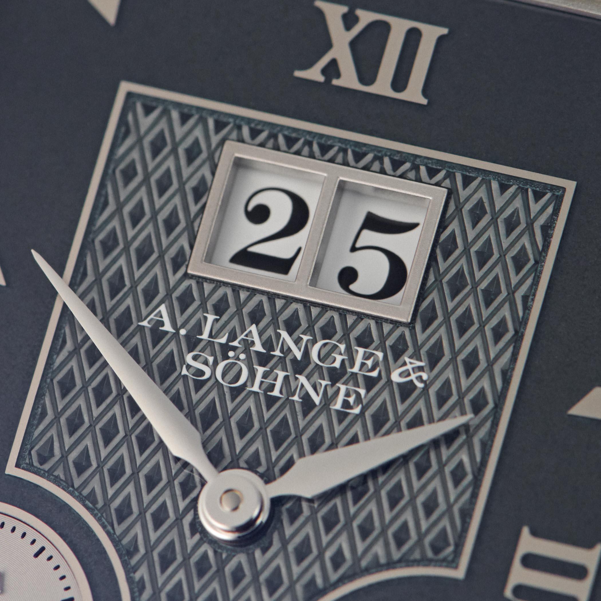 2021 A. Lange & Söhne Cabaret Tourbillon Handwerkskunst