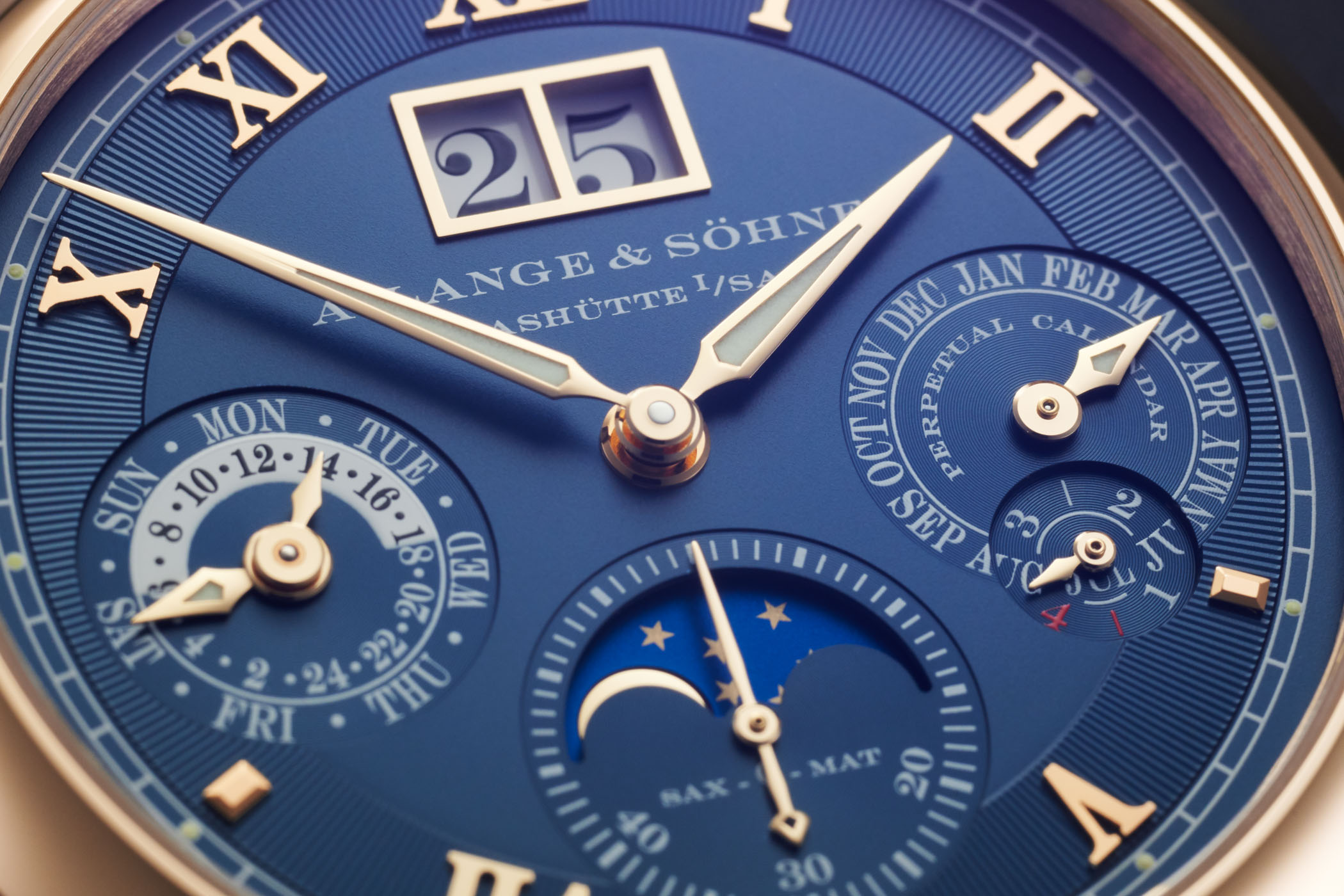 A. Lange & Söhne Langematik Perpetual Limited Anniversary Edition 310.037