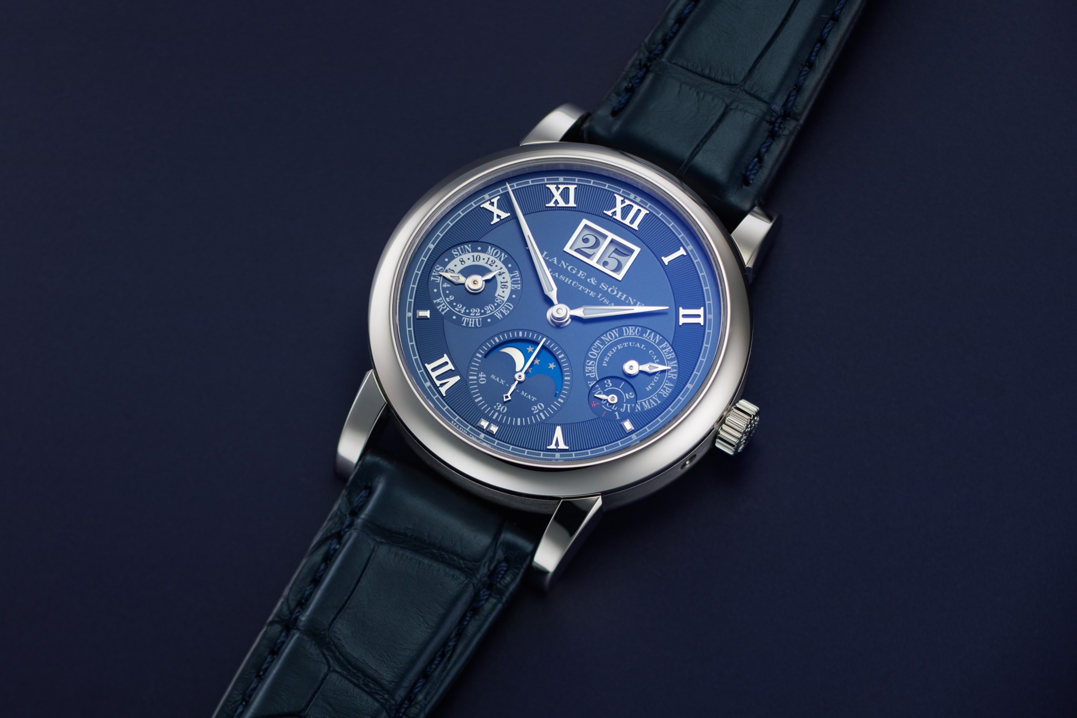 A. Lange & Söhne Langematik Perpetual Limited Anniversary Edition 310.028