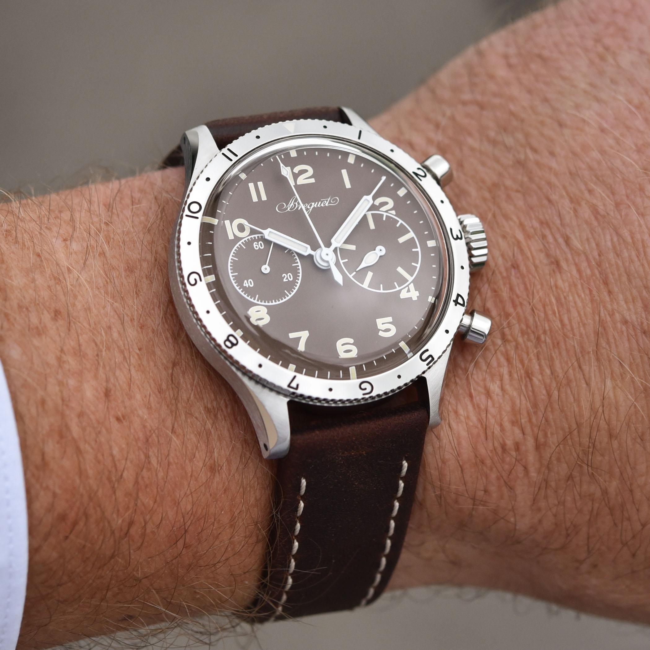 Breguet Type XX Only Watch 2021