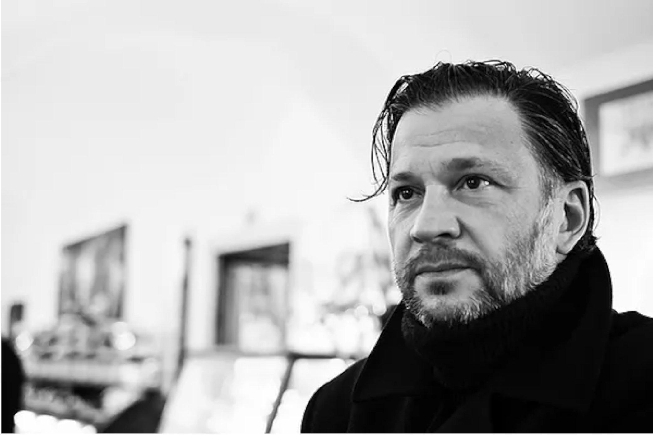 Christian Gafner Head of Brand and Design for Ochs Junior