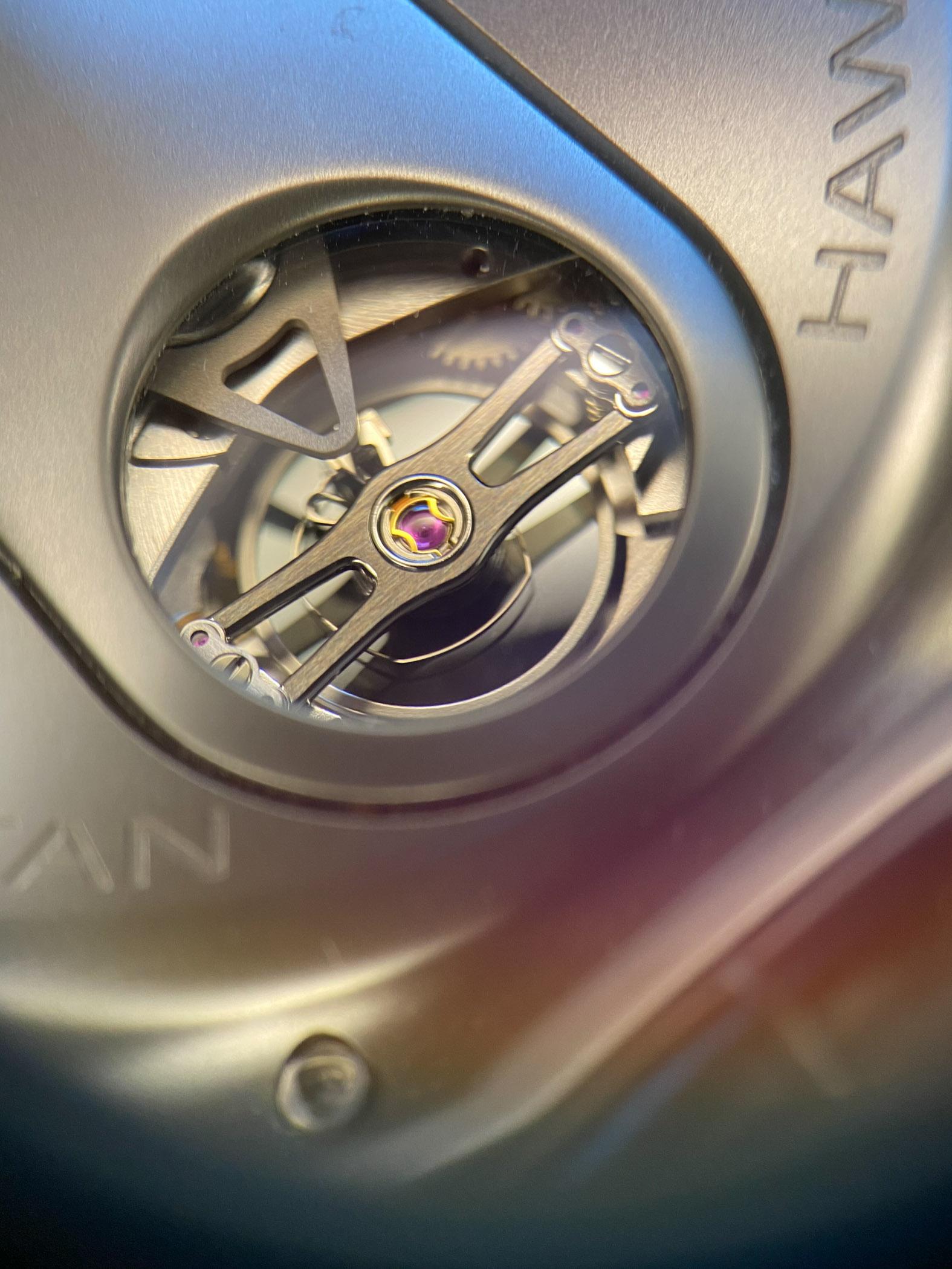 De Bethune DB27-Z Titan Hawk