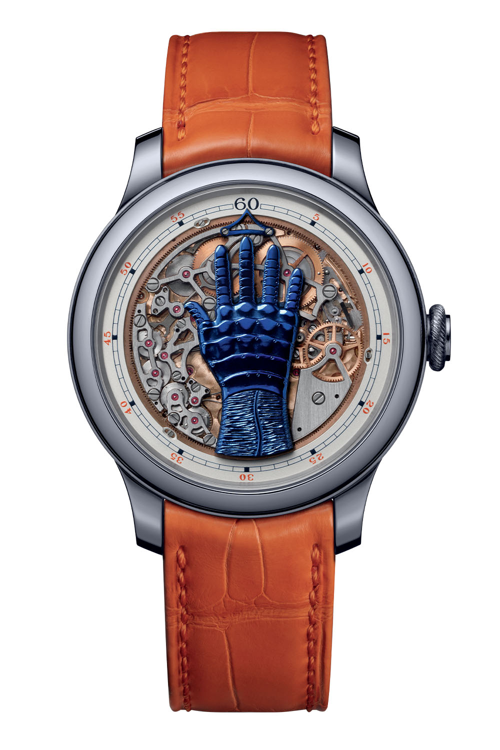 F.P. Journe FFC Blue for Only Watch 2021 Automaton Francis Ford Coppola - 6