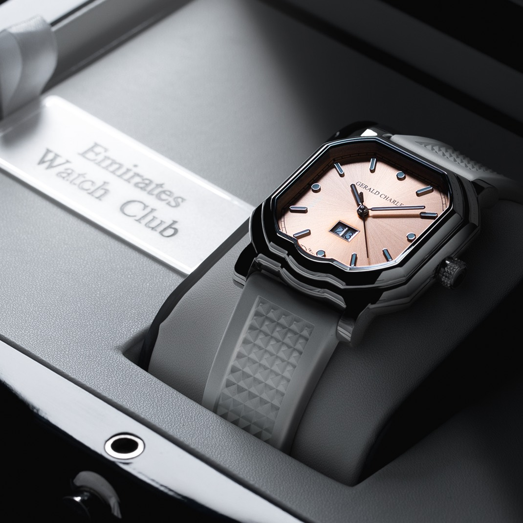 Gerald Charles Maestro Emirates Watch Club
