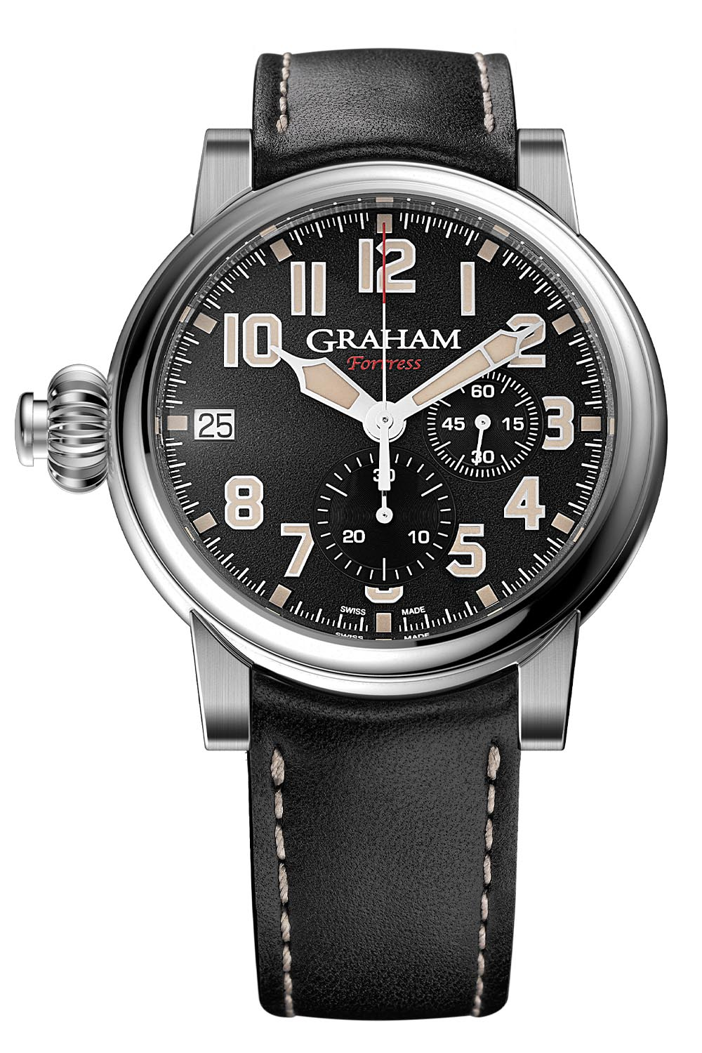 Graham Fortress Monopusher Limited Edition