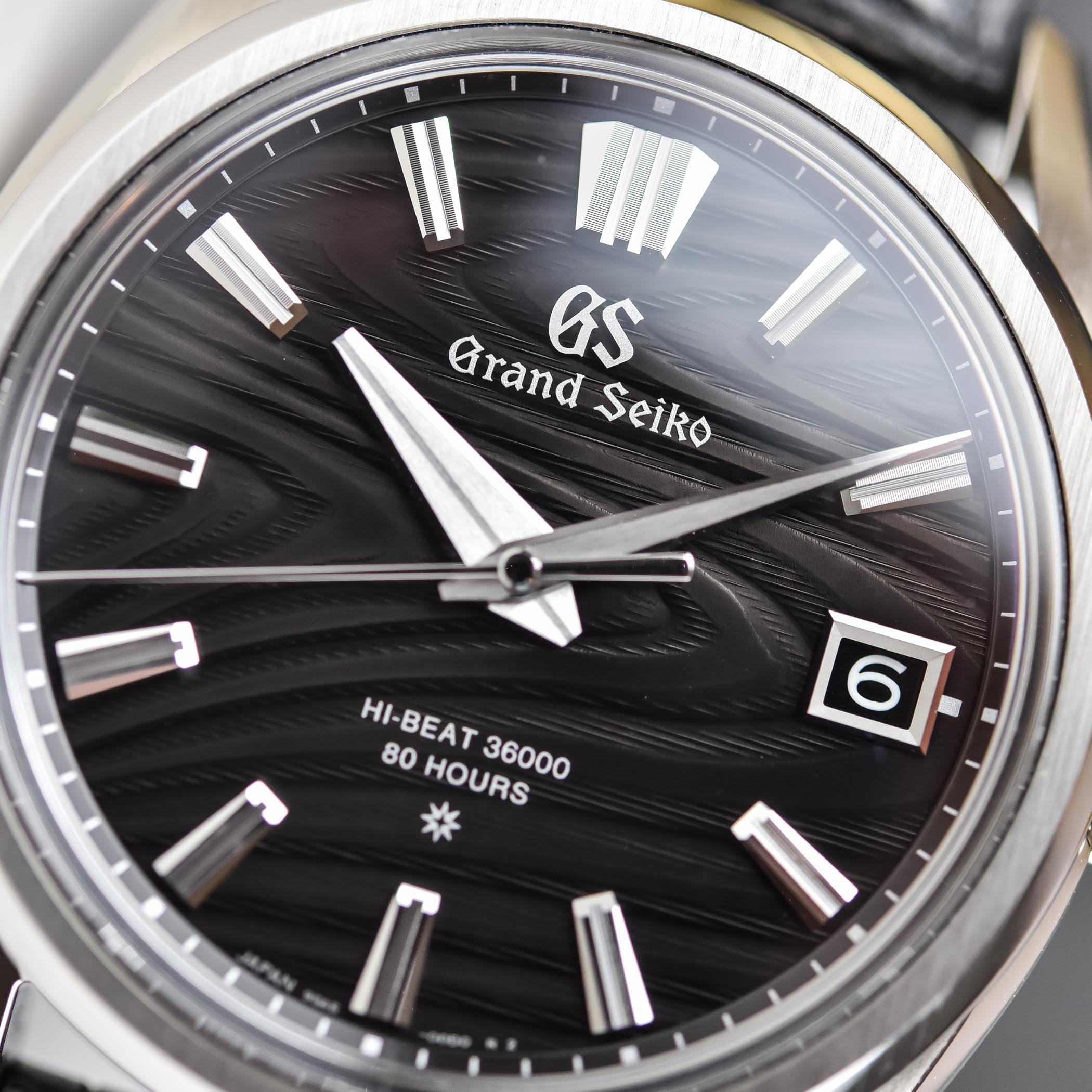Grand Seiko Heritage Calibre 9SA5 Platinum SLGH007J