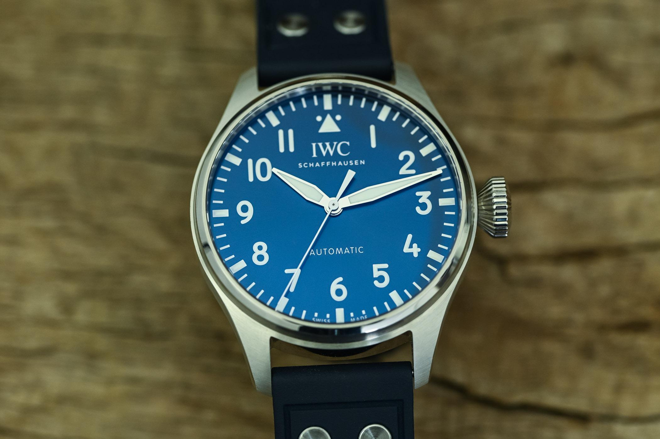 A Big Pilot Fan Take on The New IWC Big Pilots Watch 43