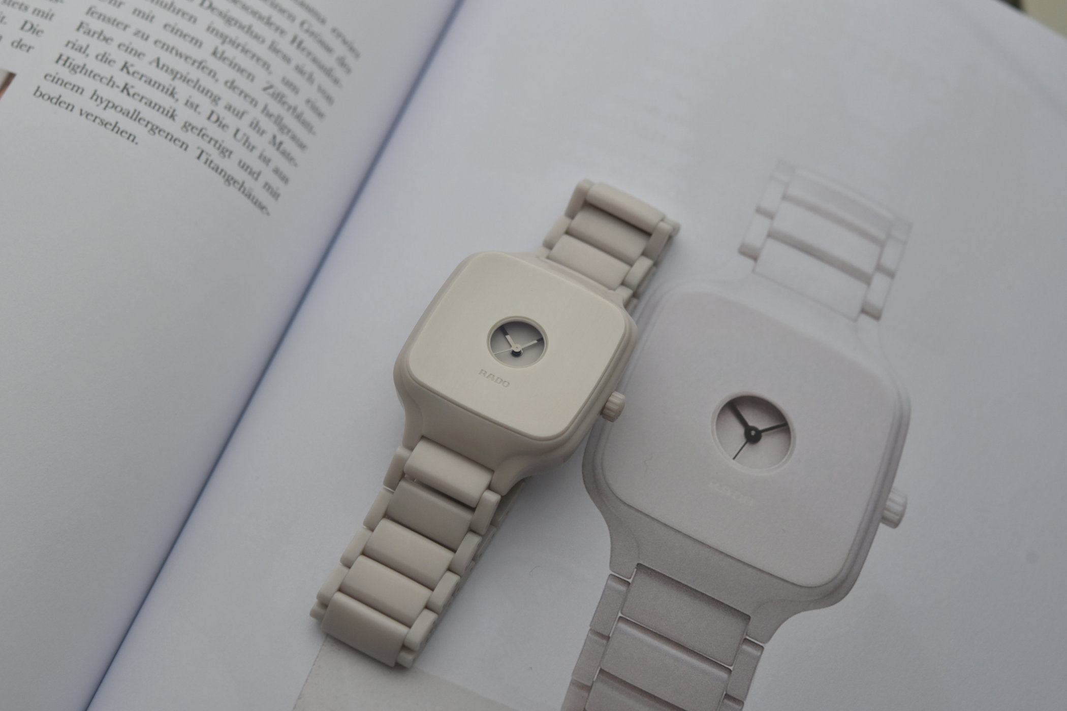 Rado True Square Formafantasma Designers Edition 2