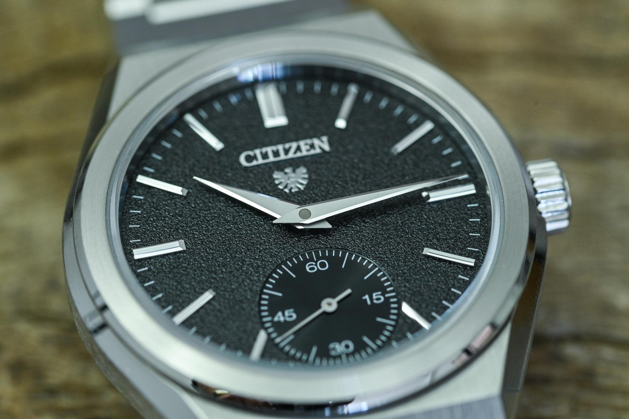 The Citizen Caliber 0200