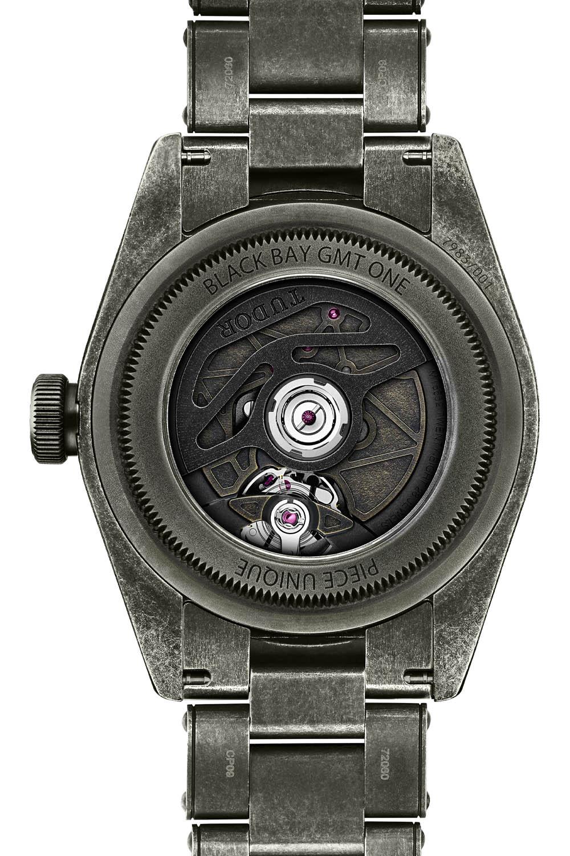 Tudor Black Bay GMT One Master Chronometer Only Watch 2021 - 5