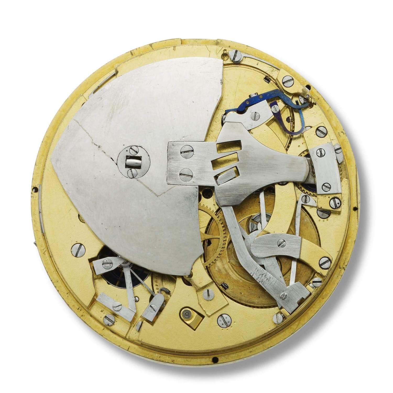 1780 montre perpétuelle by Breguet (image by Breguet)