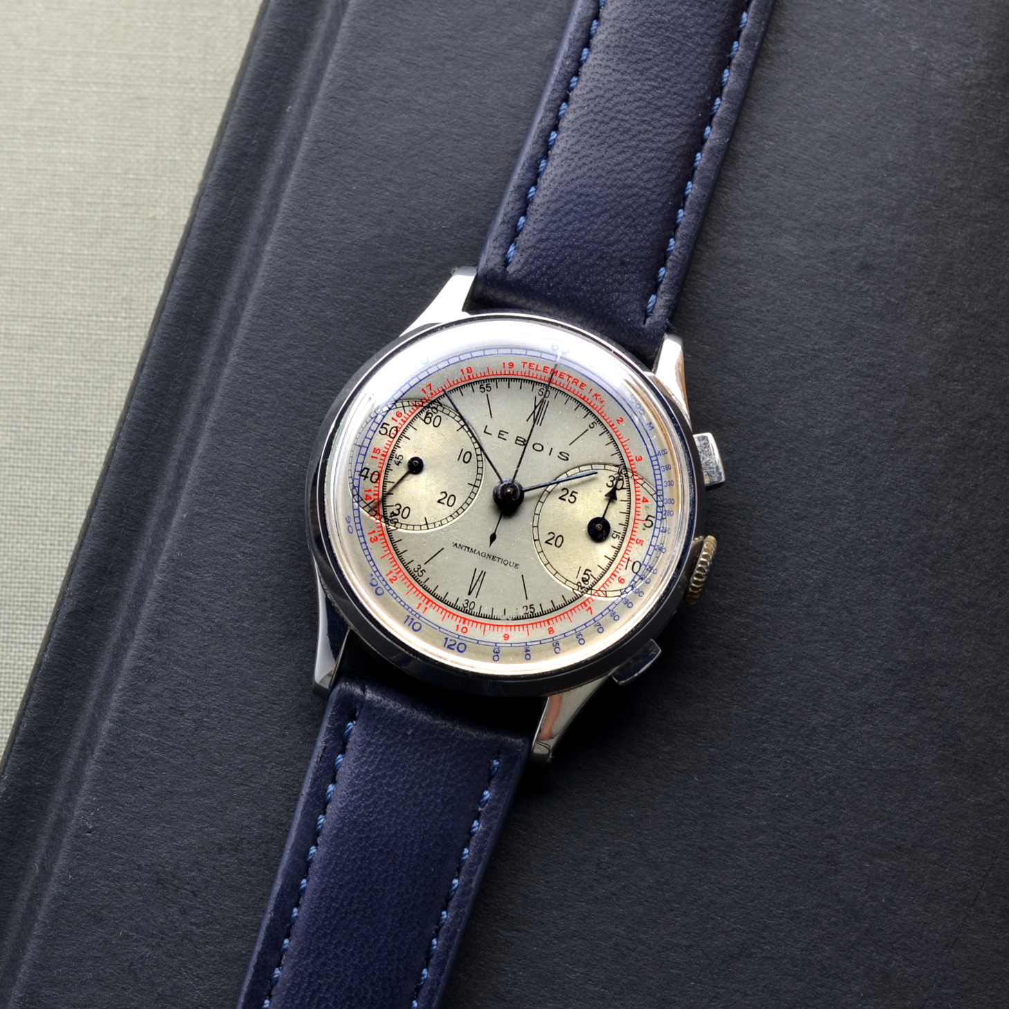 vintage lebois chronograph 2