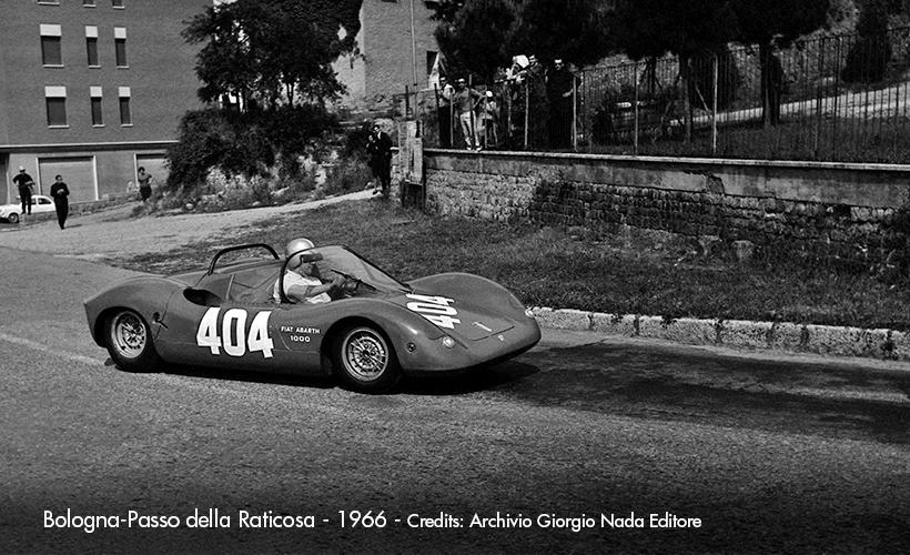 1966 Abarth 1000 SP - 2