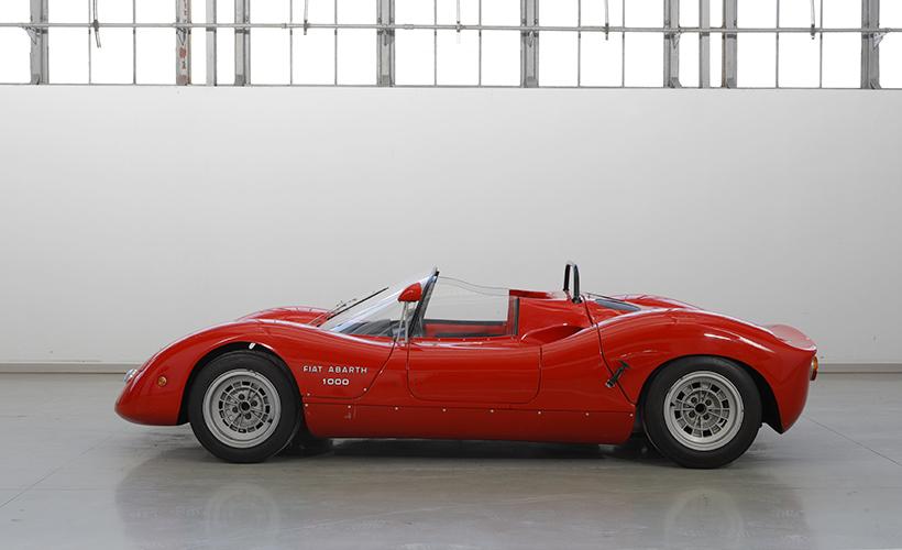 1966 Abarth 1000 SP - 4