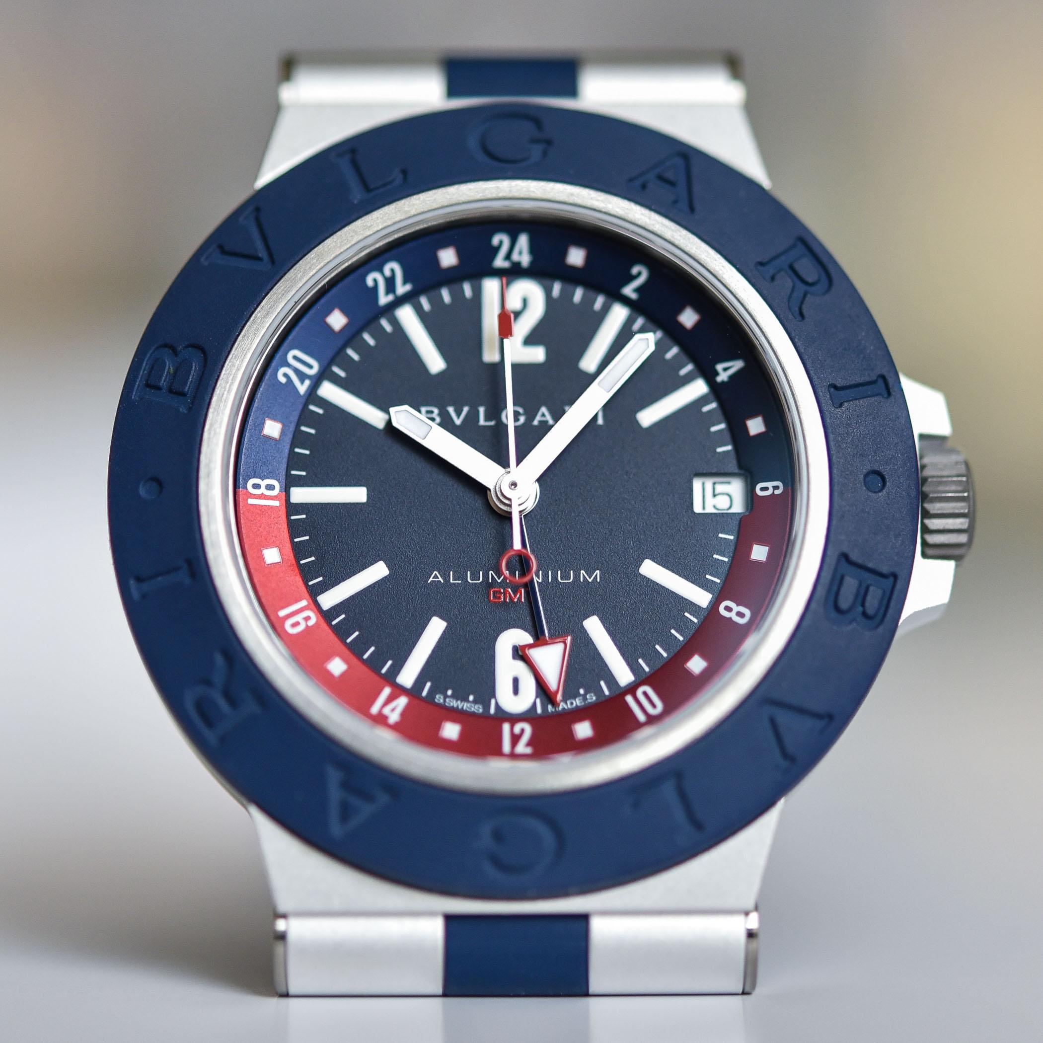 2021 Bvlgari Bvlgari Aluminium GMT 103554