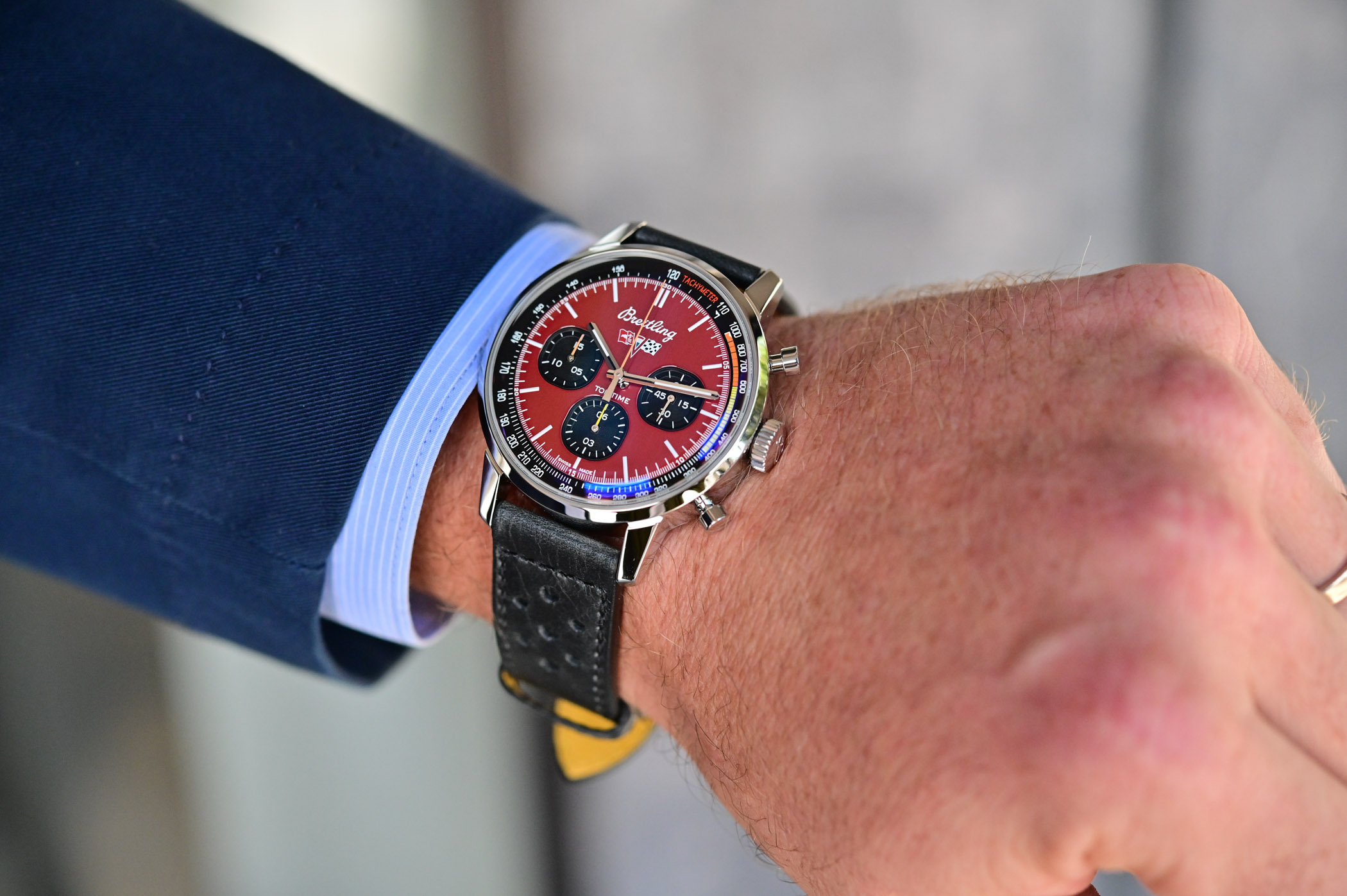Breitling Top Time Classic Cars Capsule Collection - chevrolet corvette A25310241K1X1 - 3