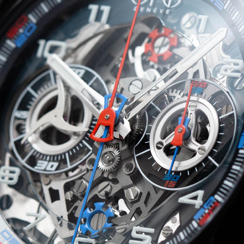 Cyrus Klepcys Dice Double Independent Chronograph Evolution
