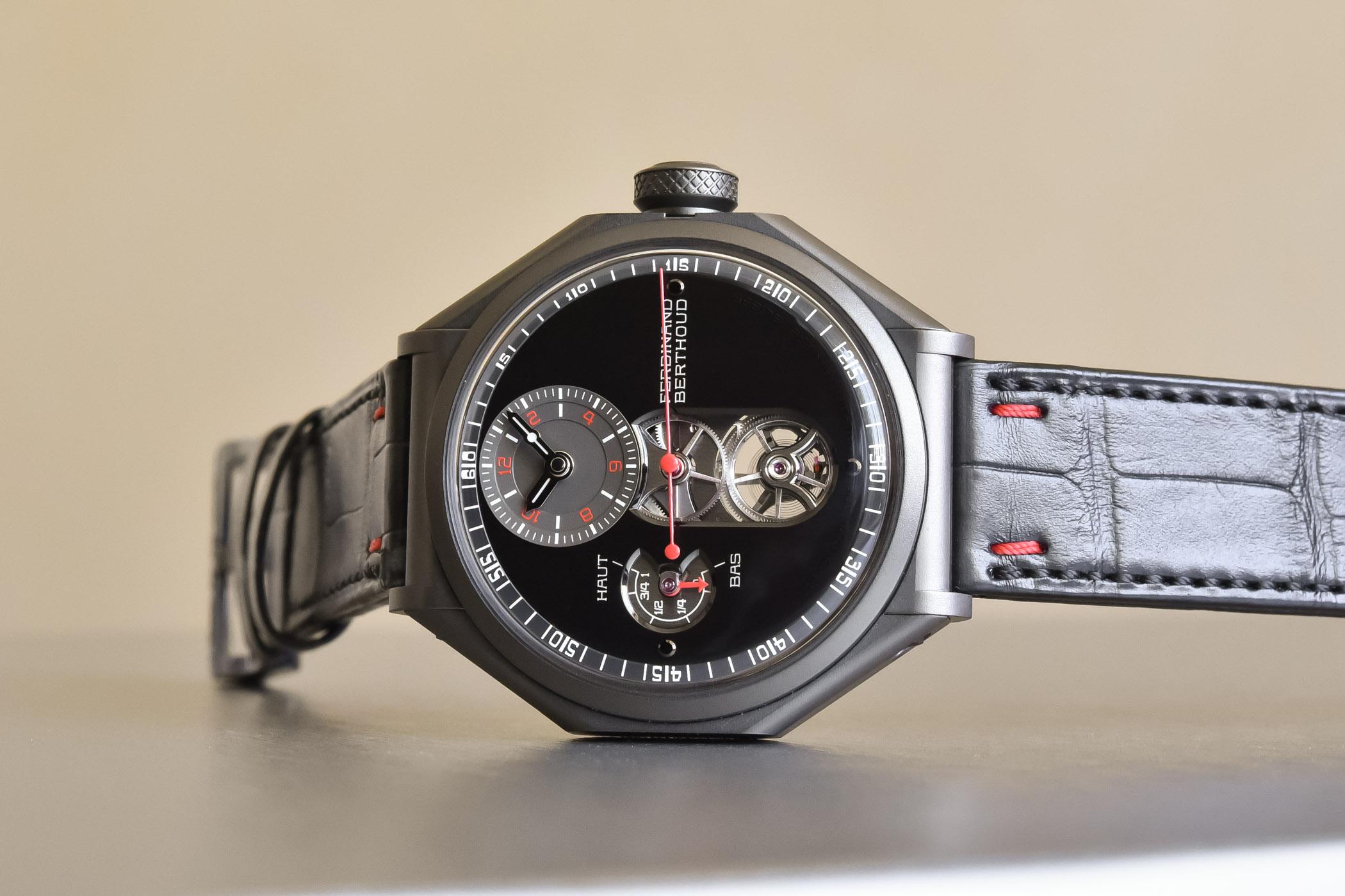 Ferdinand Berthoud Chronometre FB1.6-3 Unique Piece Art in Time