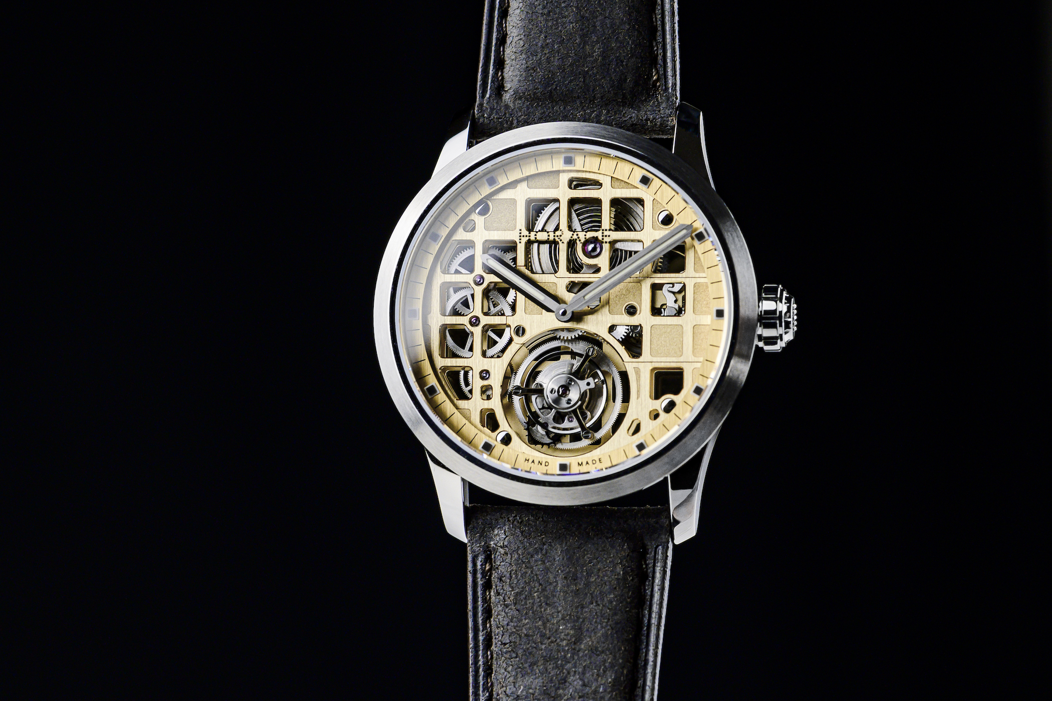 HORAGE Tourbillon one dollar contest giveaway