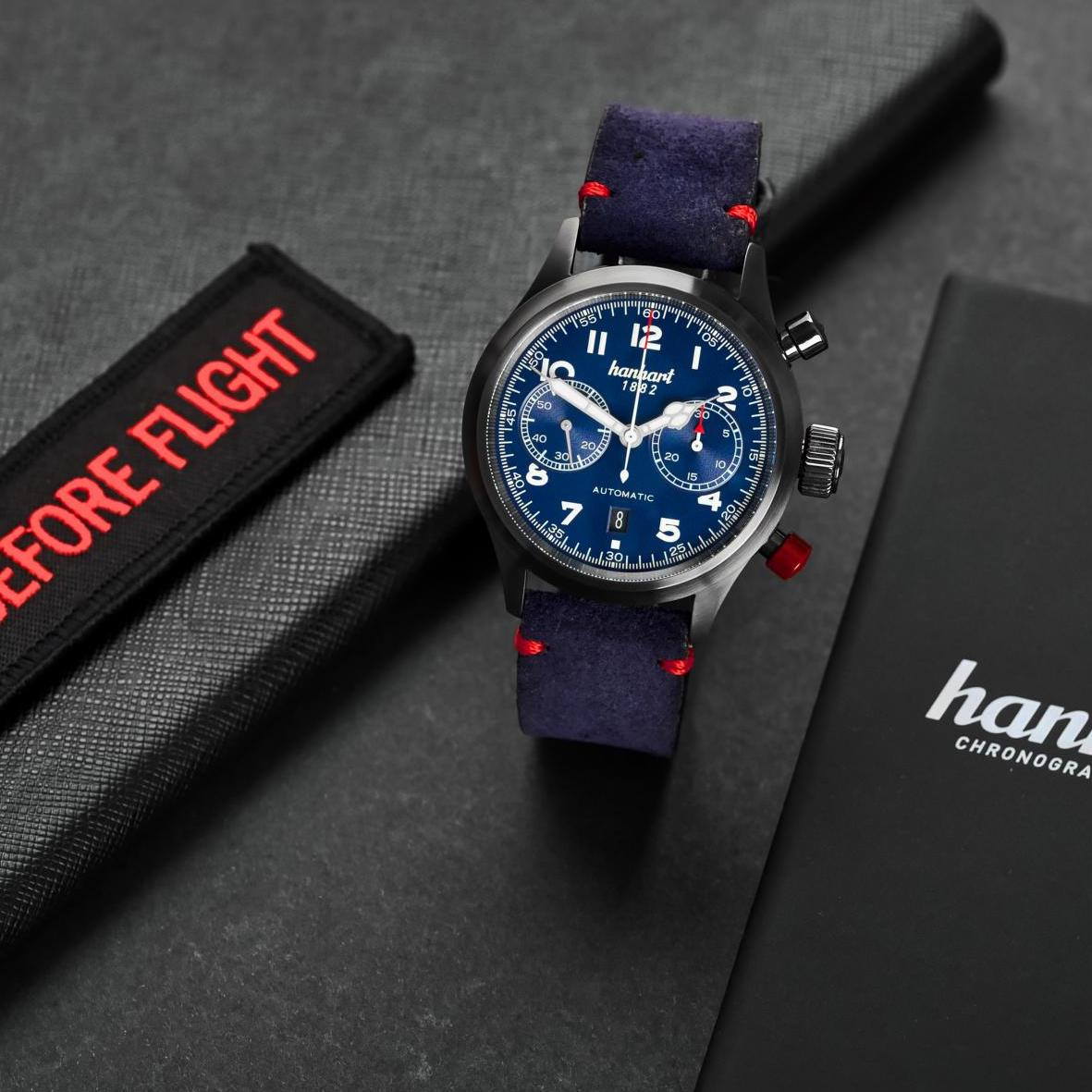 Hanhart #FliegerFriday Edition