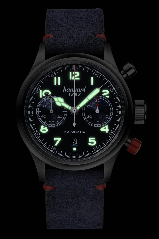 Hanhart FliegerFriday Edition Pilot's Chronograph 2021 - 9