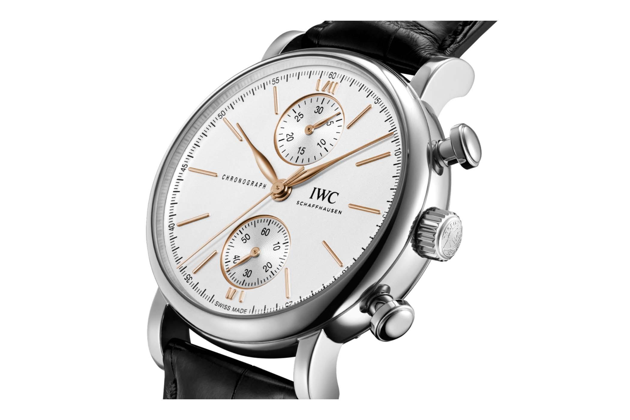 iwc portofino chronograph 39