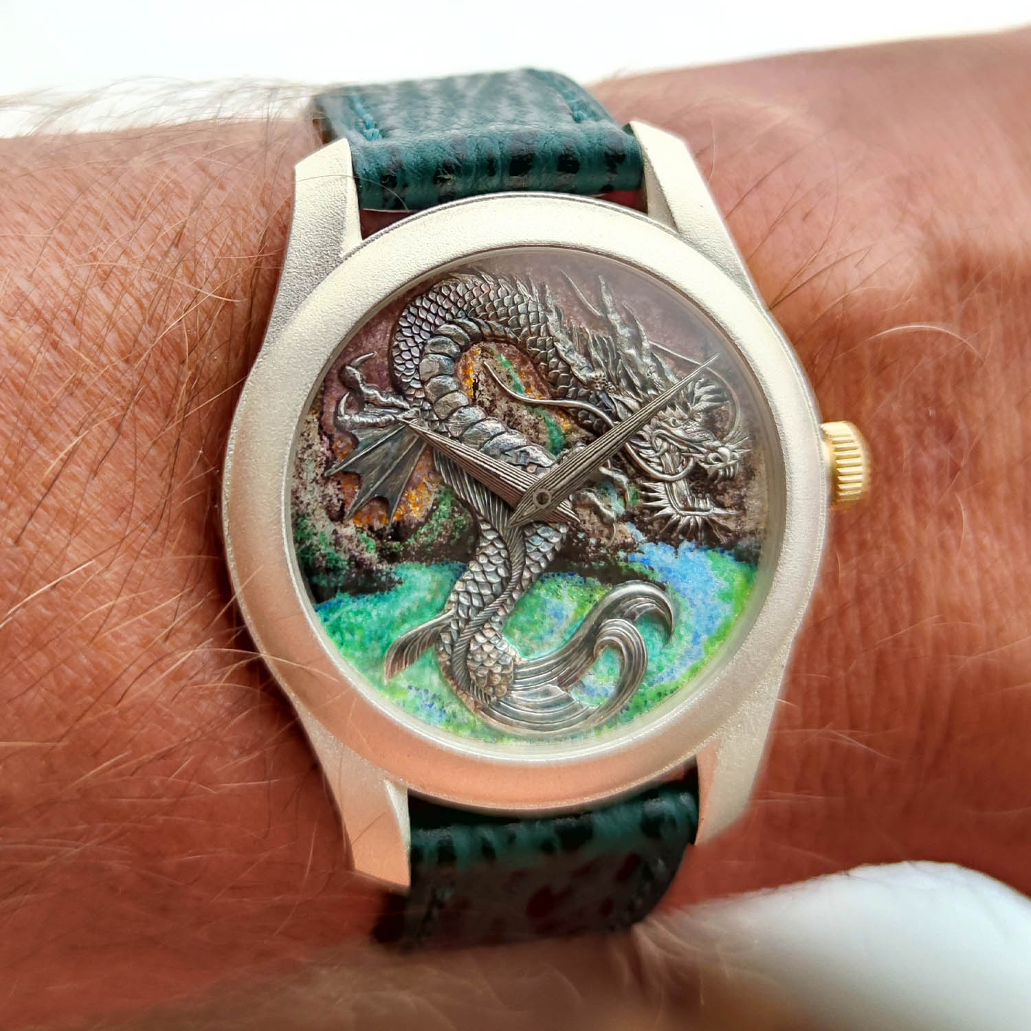 Kees Engelbarts Chinese Dragon Gate Legend Trilogy - Transformation 2