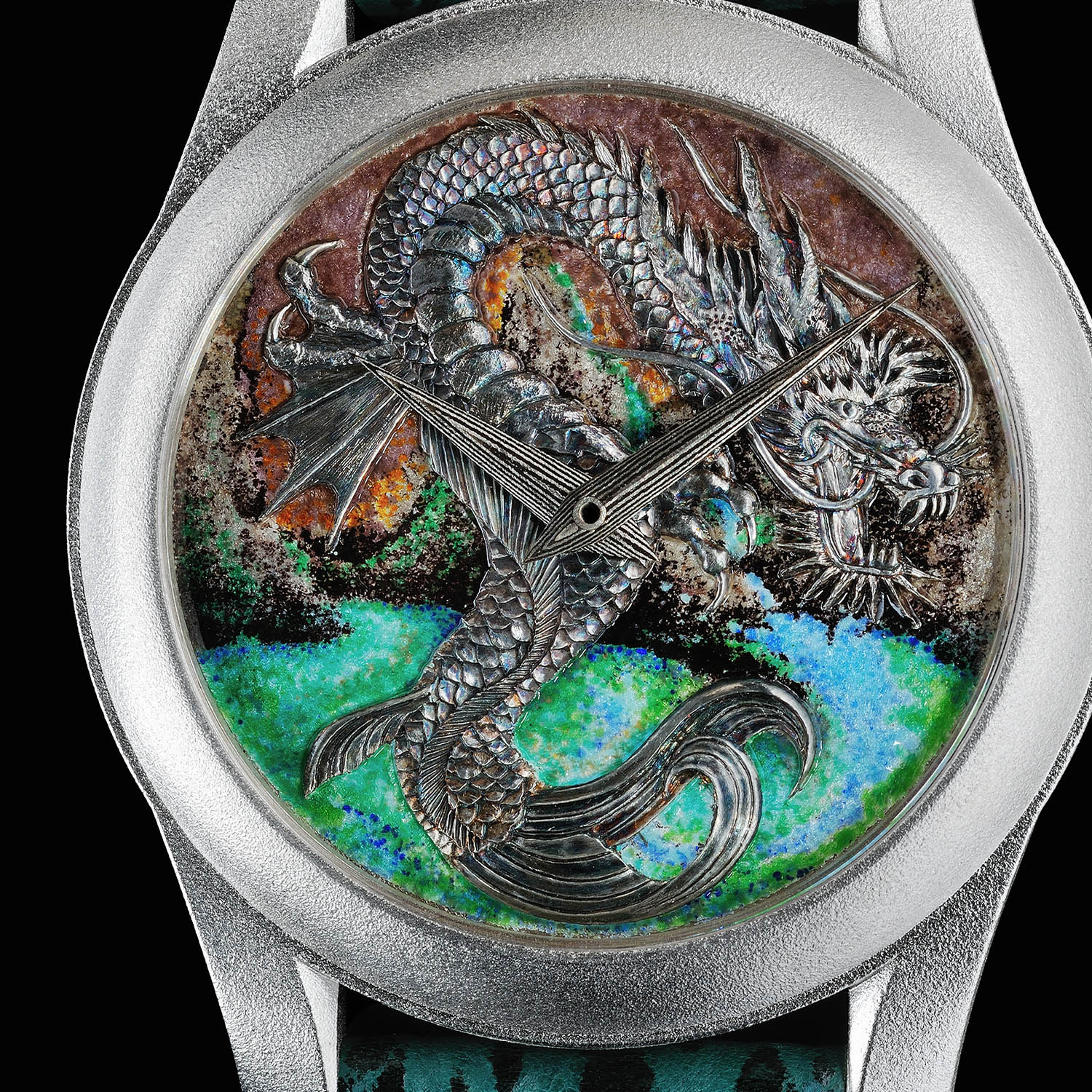 Kees Engelbarts Chinese Dragon Gate Legend Trilogy - Transformation 3