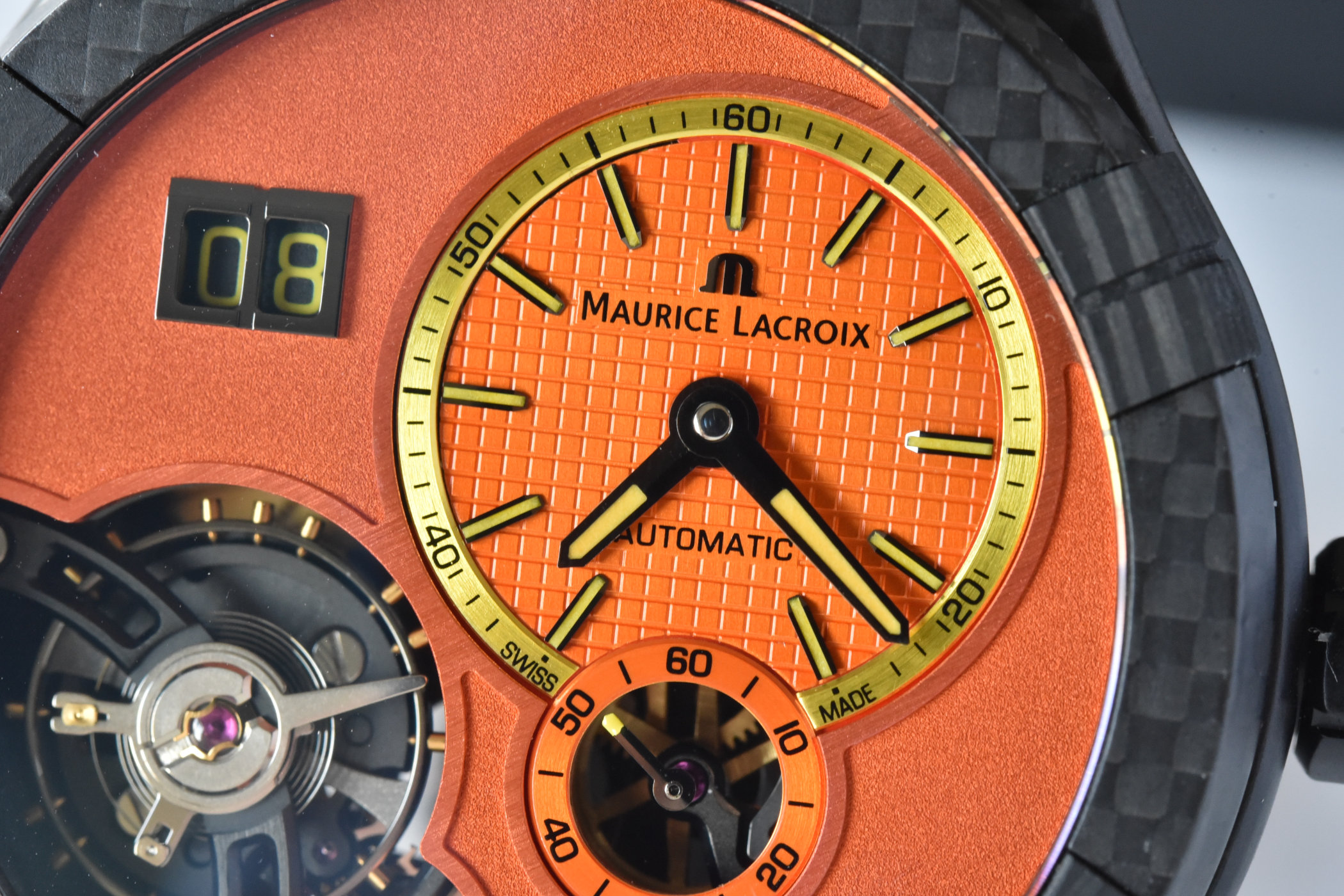 Maurice Lacroix Aikon Master Big Date Only Watch 2021 4