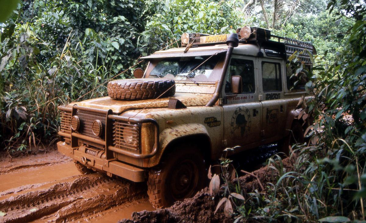 Moreno Torricelli Land Rover Defender - 6