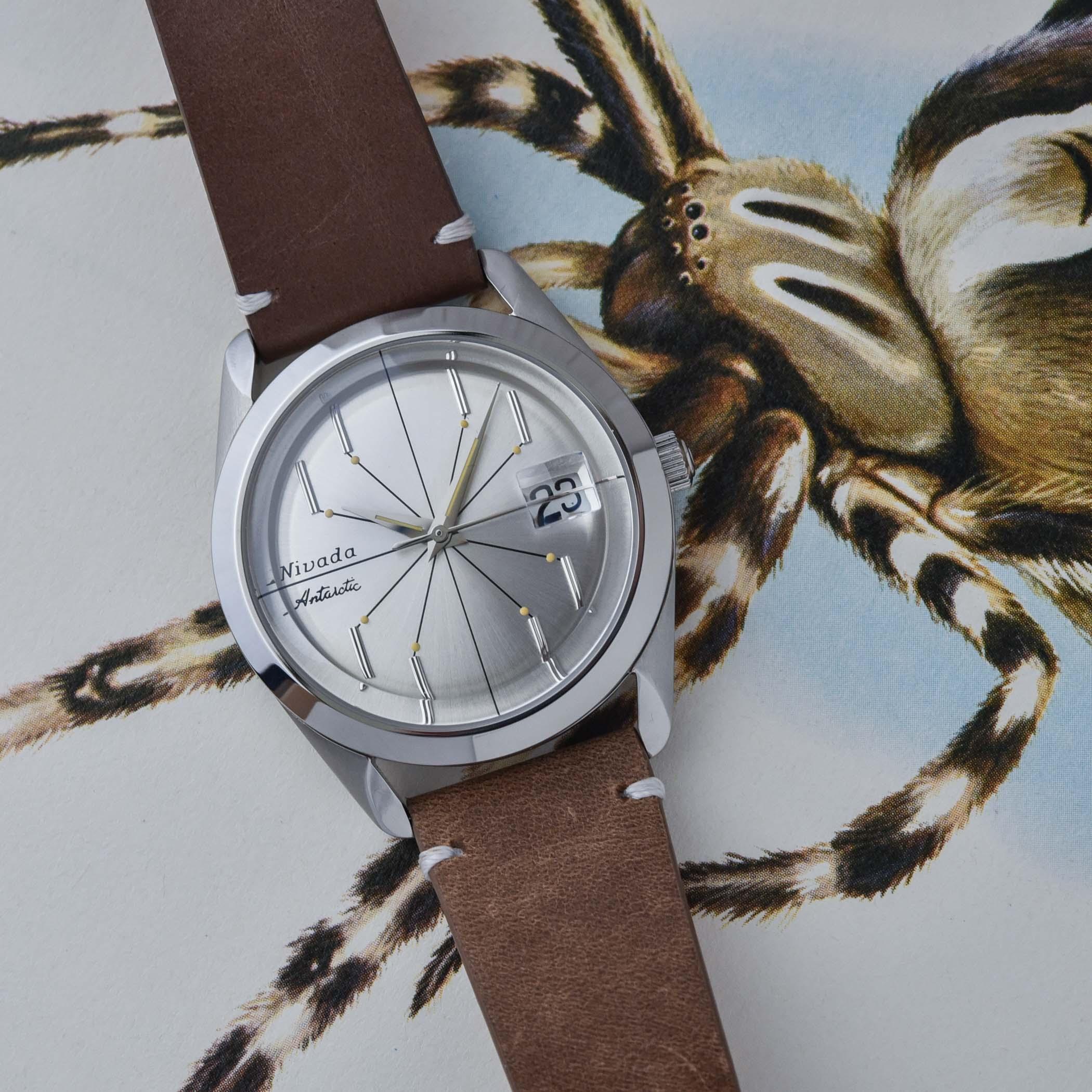 Nivada Grenchen Antarctic Spider