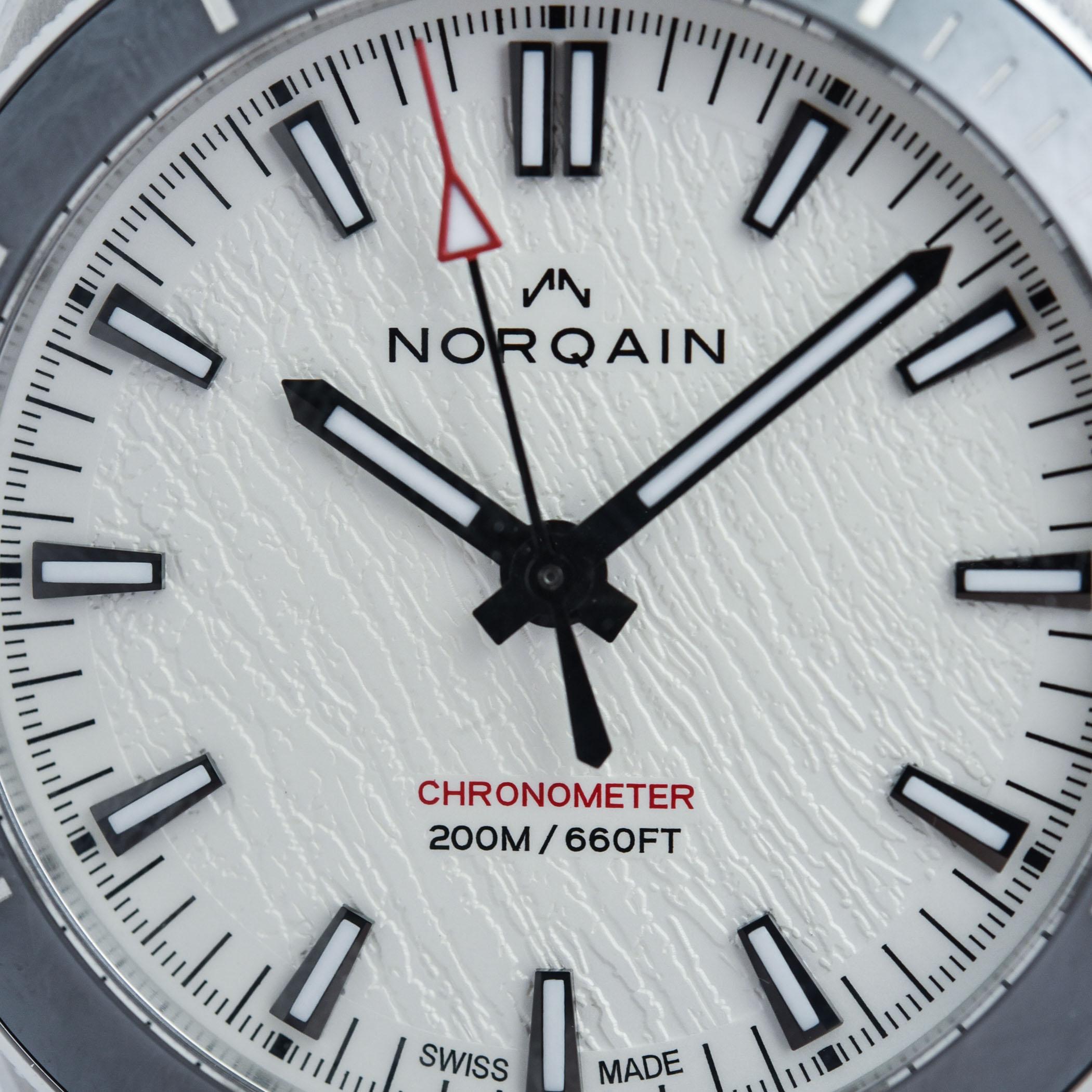 Norqain Adventure Neverest Line 40mm