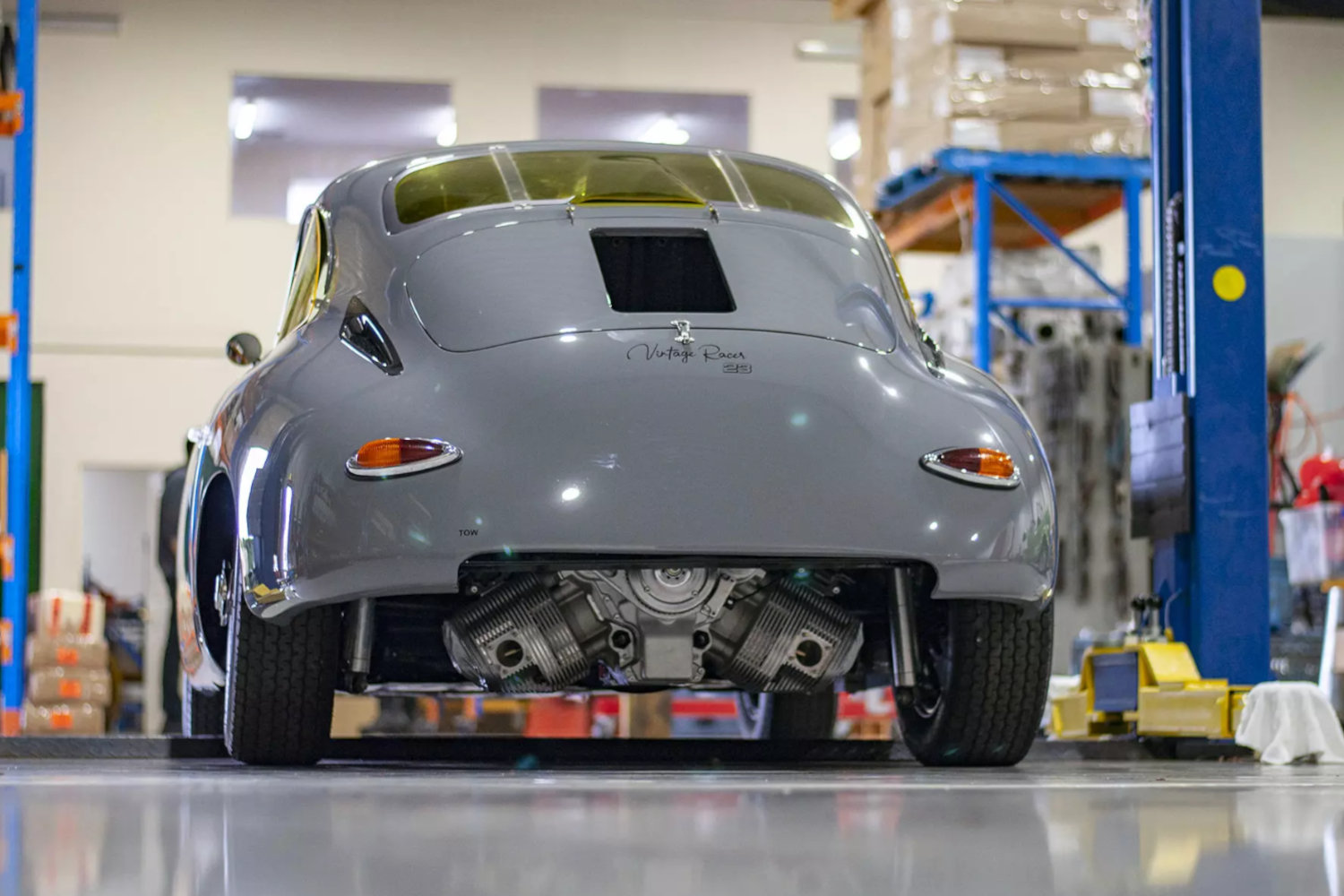 Outlaw Porsche 356 by Emory Motorsports with Radial Motion engine 2