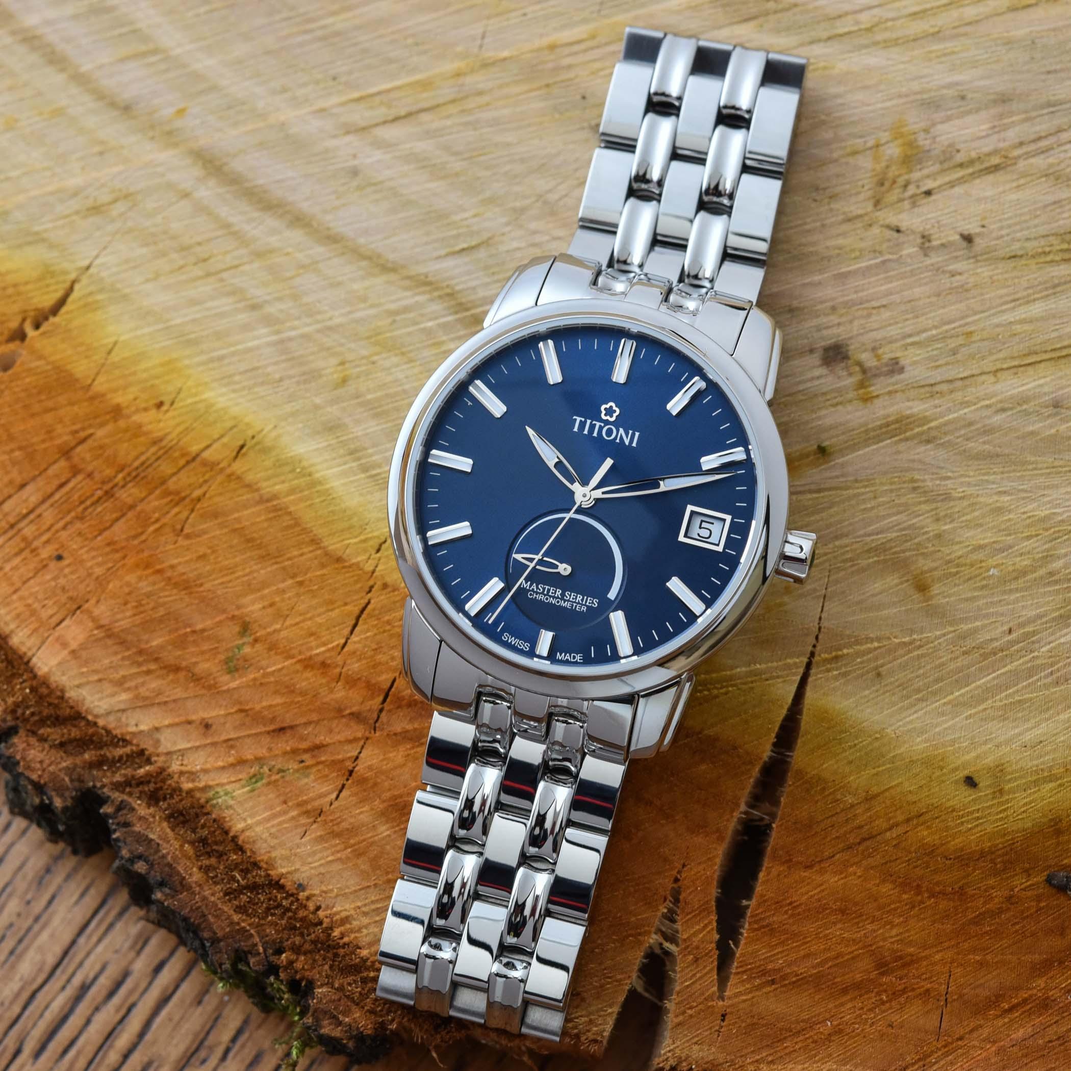 Titoni Master Series Power Reserve Chronometer - 2
