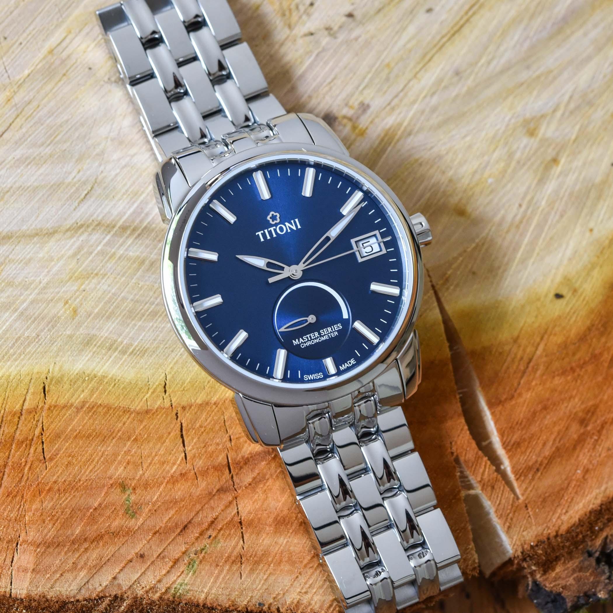 Titoni Master Series Power Reserve Chronometer - 5