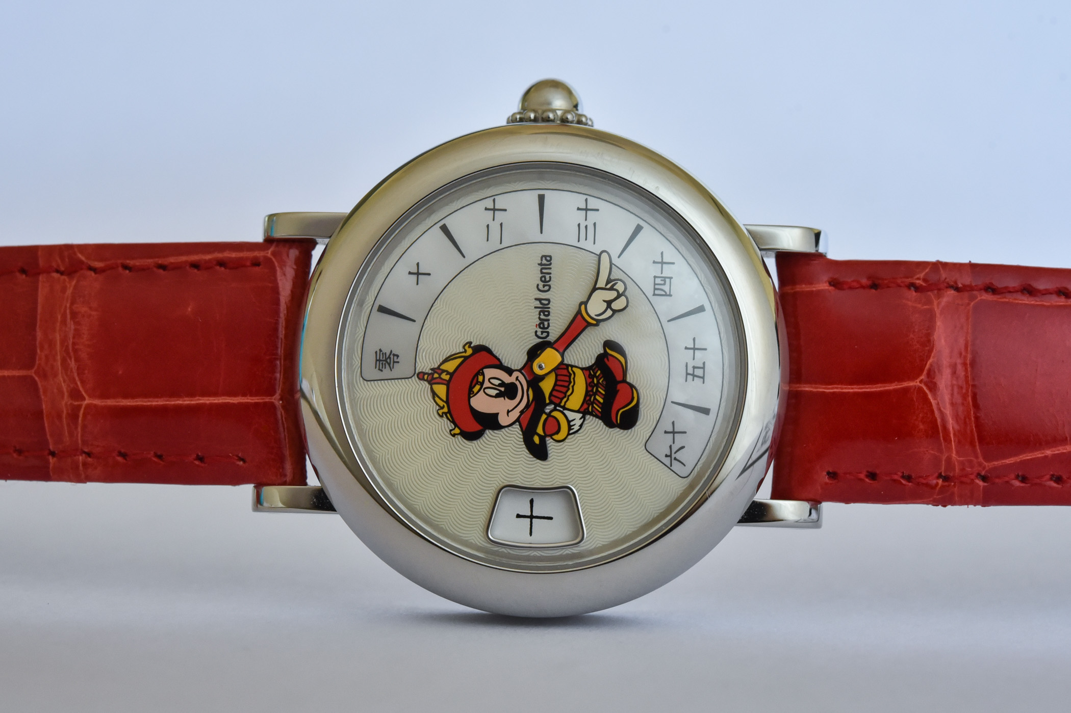 Vintage Gerald Genta Mickey Mouse watches - 1