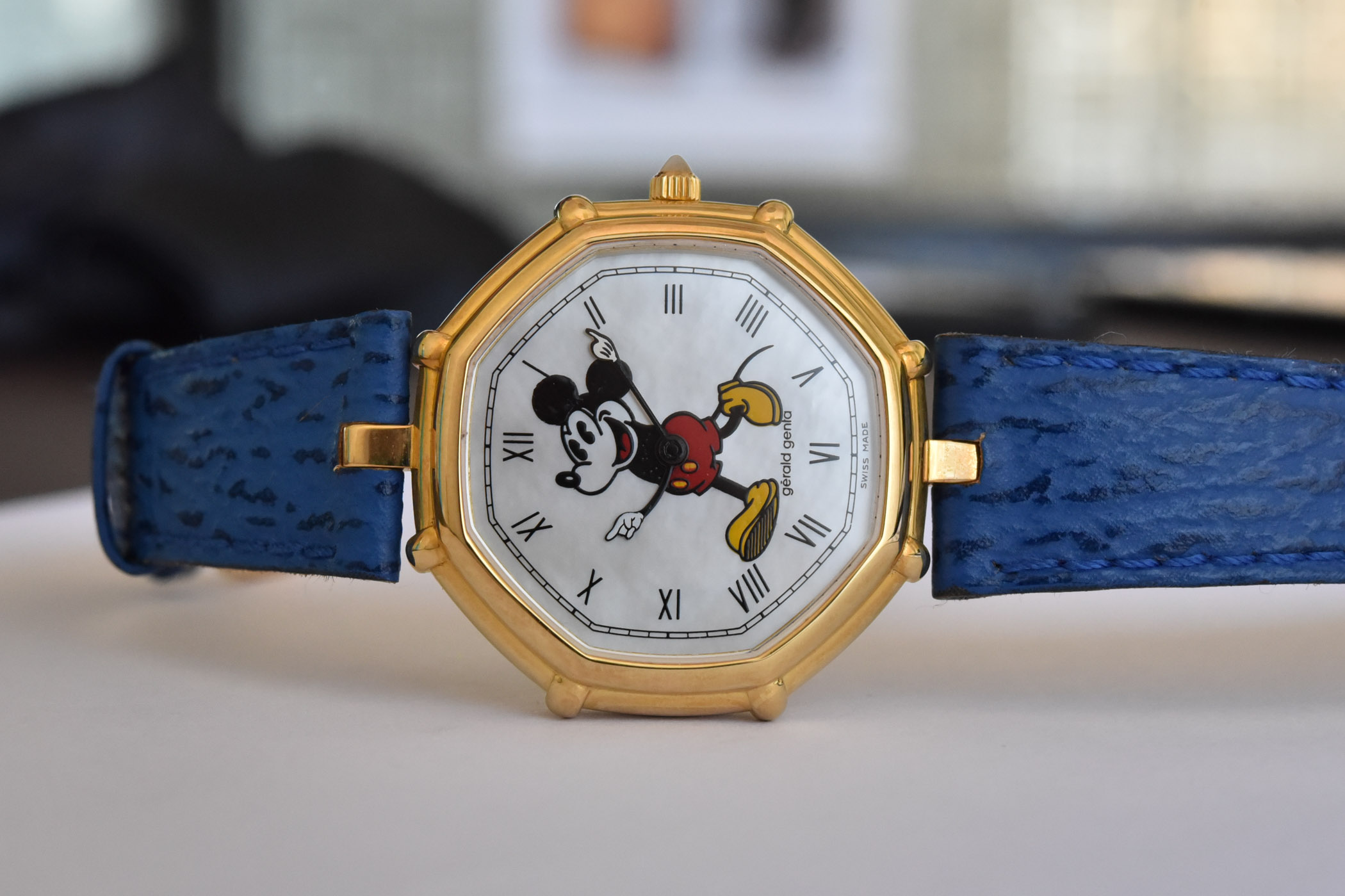 Vintage Gerald Genta Mickey Mouse watches - 3