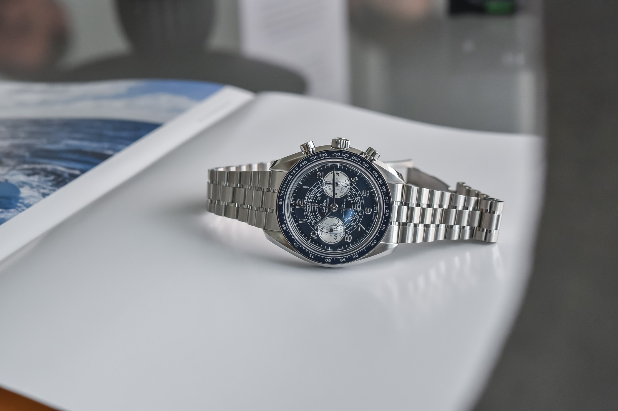 2021 Omega Speedmaster Chronoscope Collection review 329.30.43.51.03.001 12