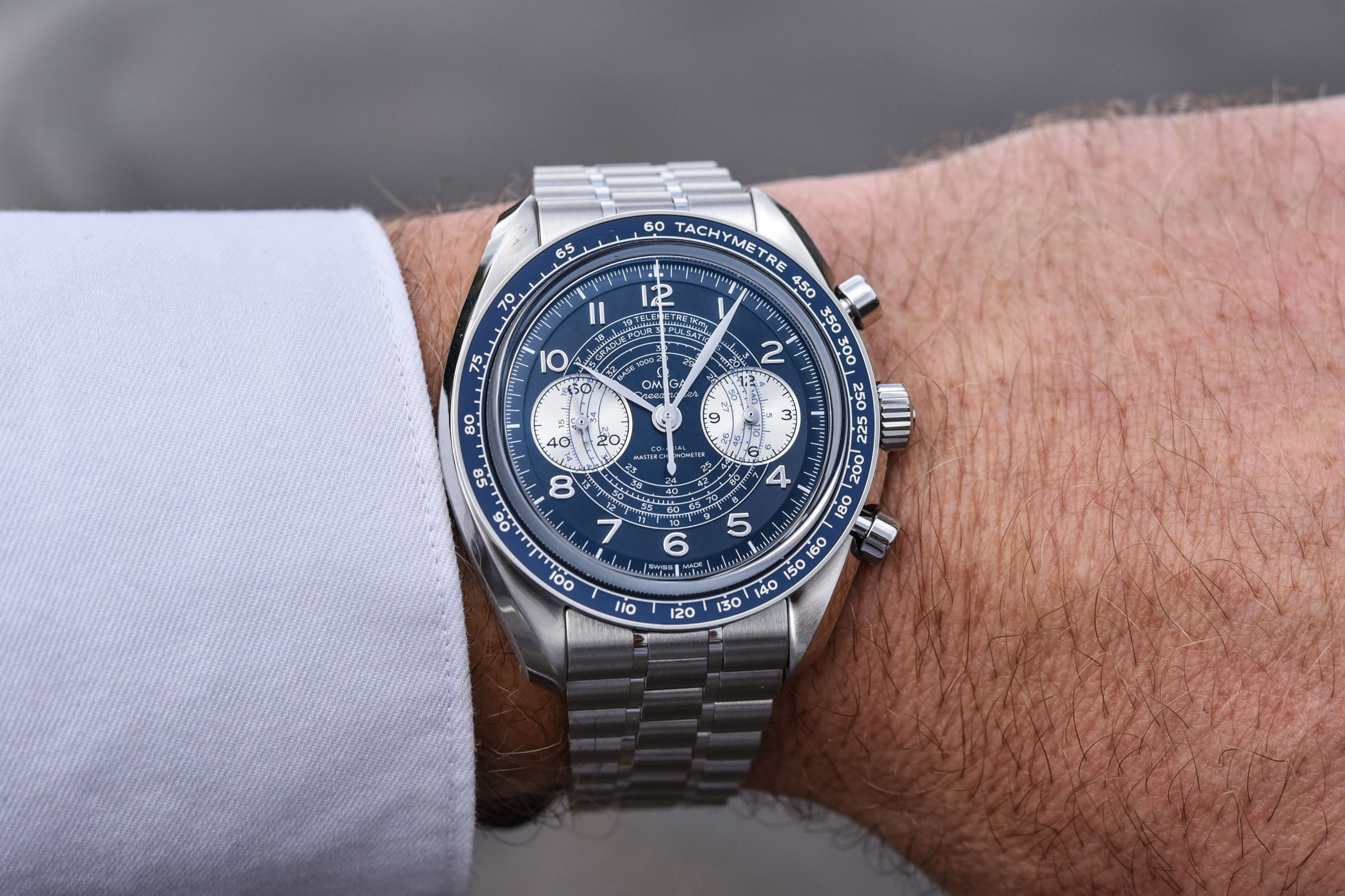 2021 Omega Speedmaster Chronoscope Collection review 329.30.43.51.03.001 13