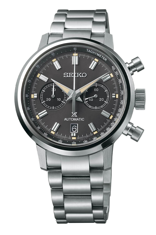 2021 Seiko Prospex Speedtimer Mechanical Chronograph SRQ037