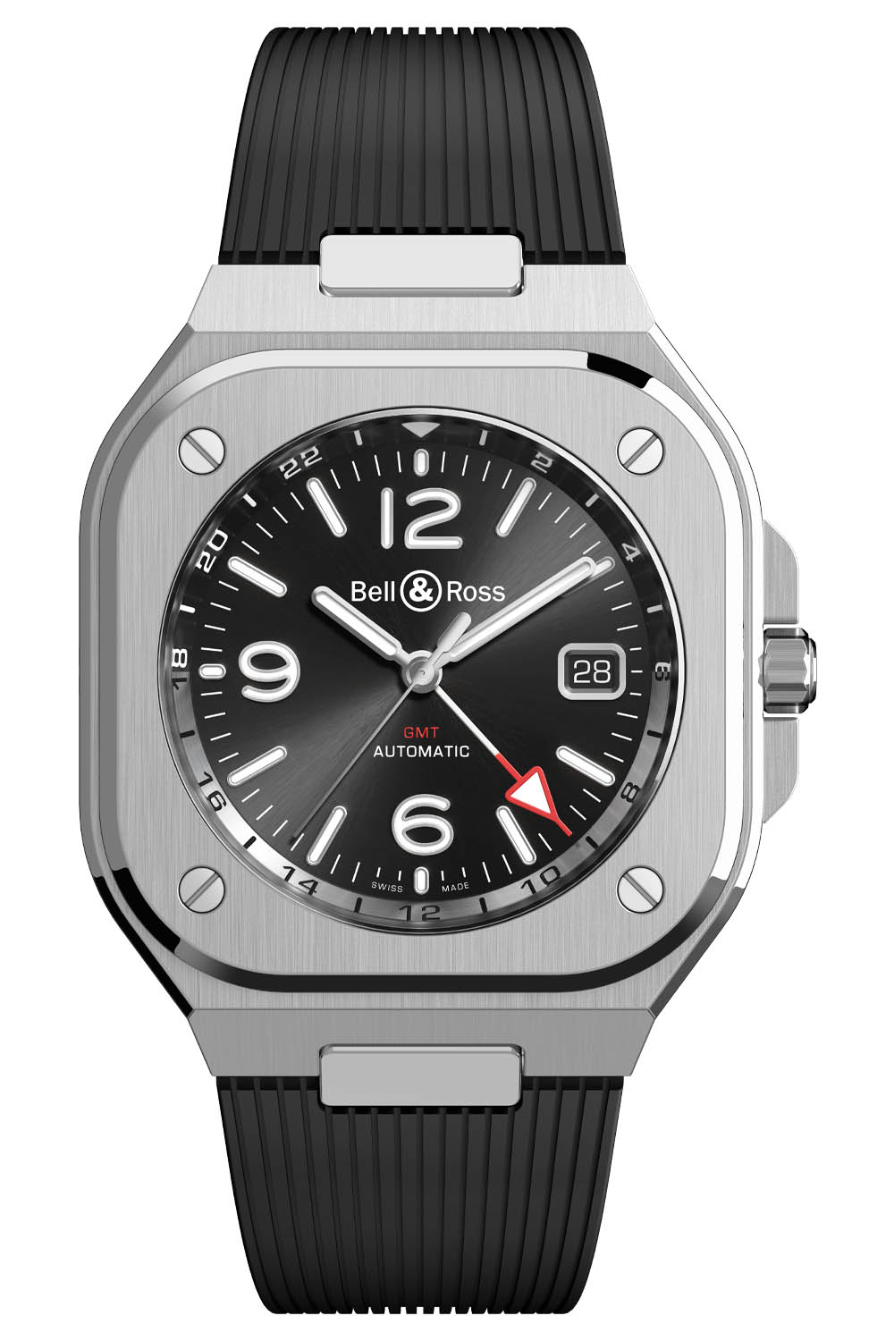 Bell and Ross BR 05 GMT - soldat - 1