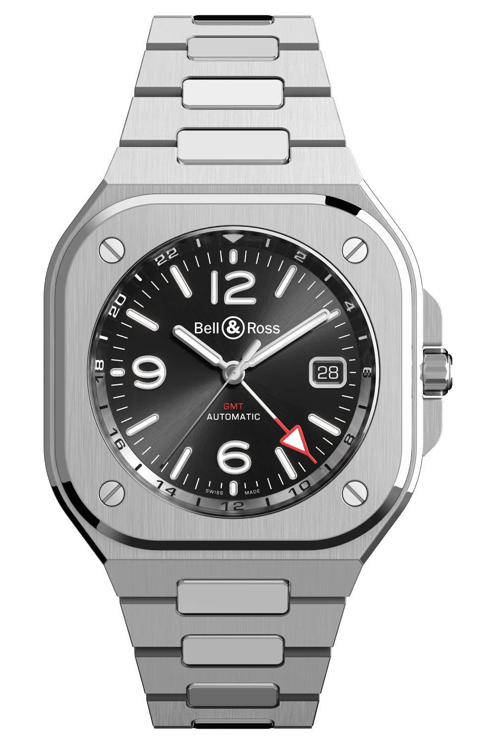 Bell and Ross BR 05 GMT - soldat - 2