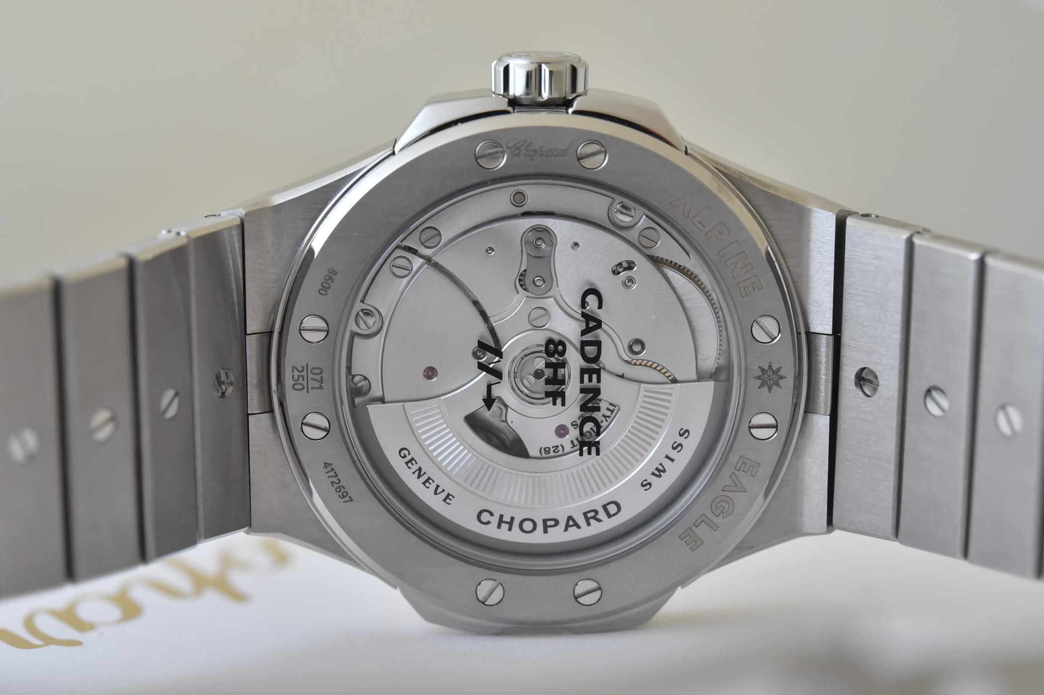 Chopard Alpine Eagle Cadence 8HF Titanium Limited Edition