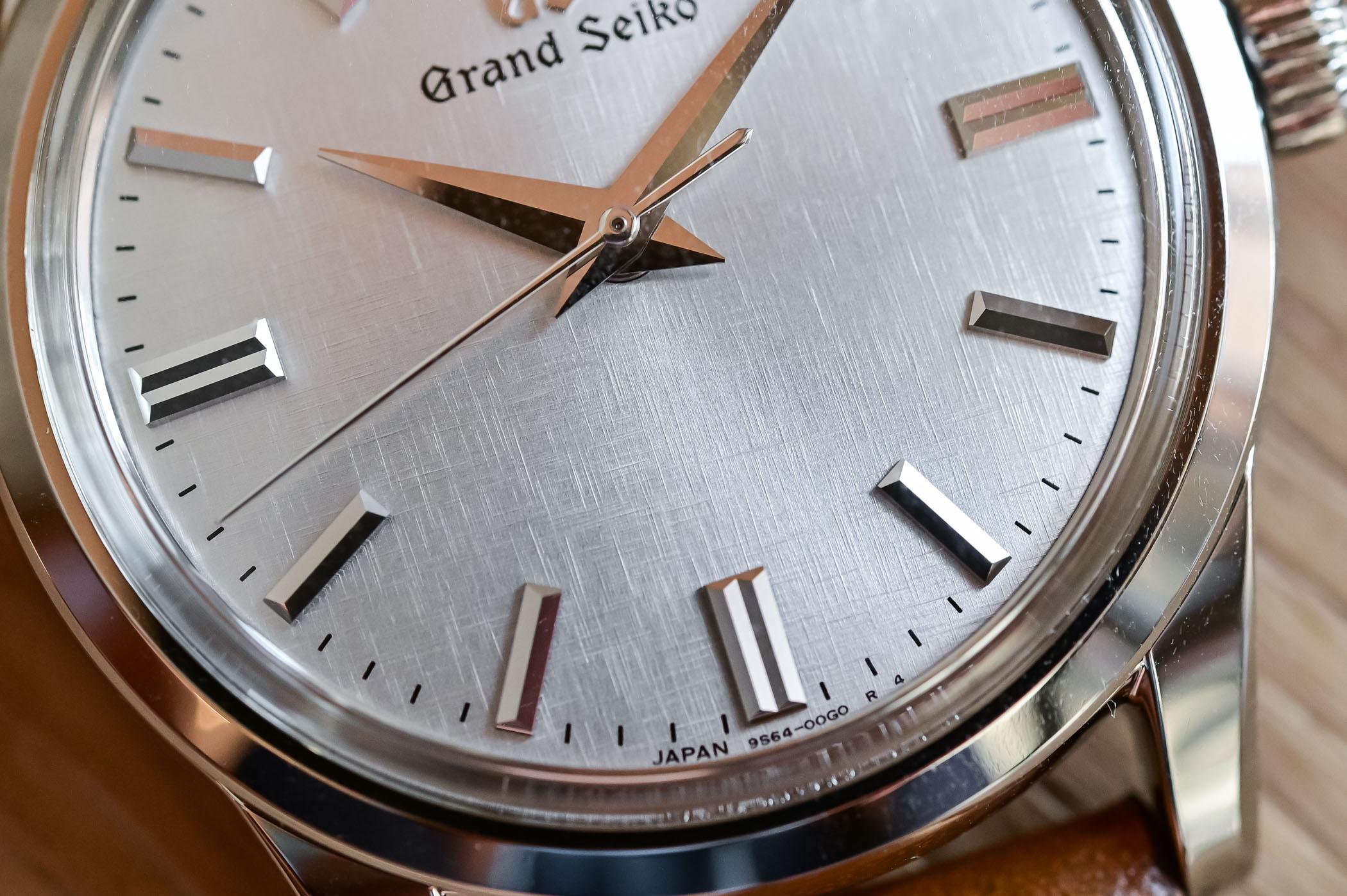 Grand Seiko Elegance Collection European Edition SBGW267 SBGW269