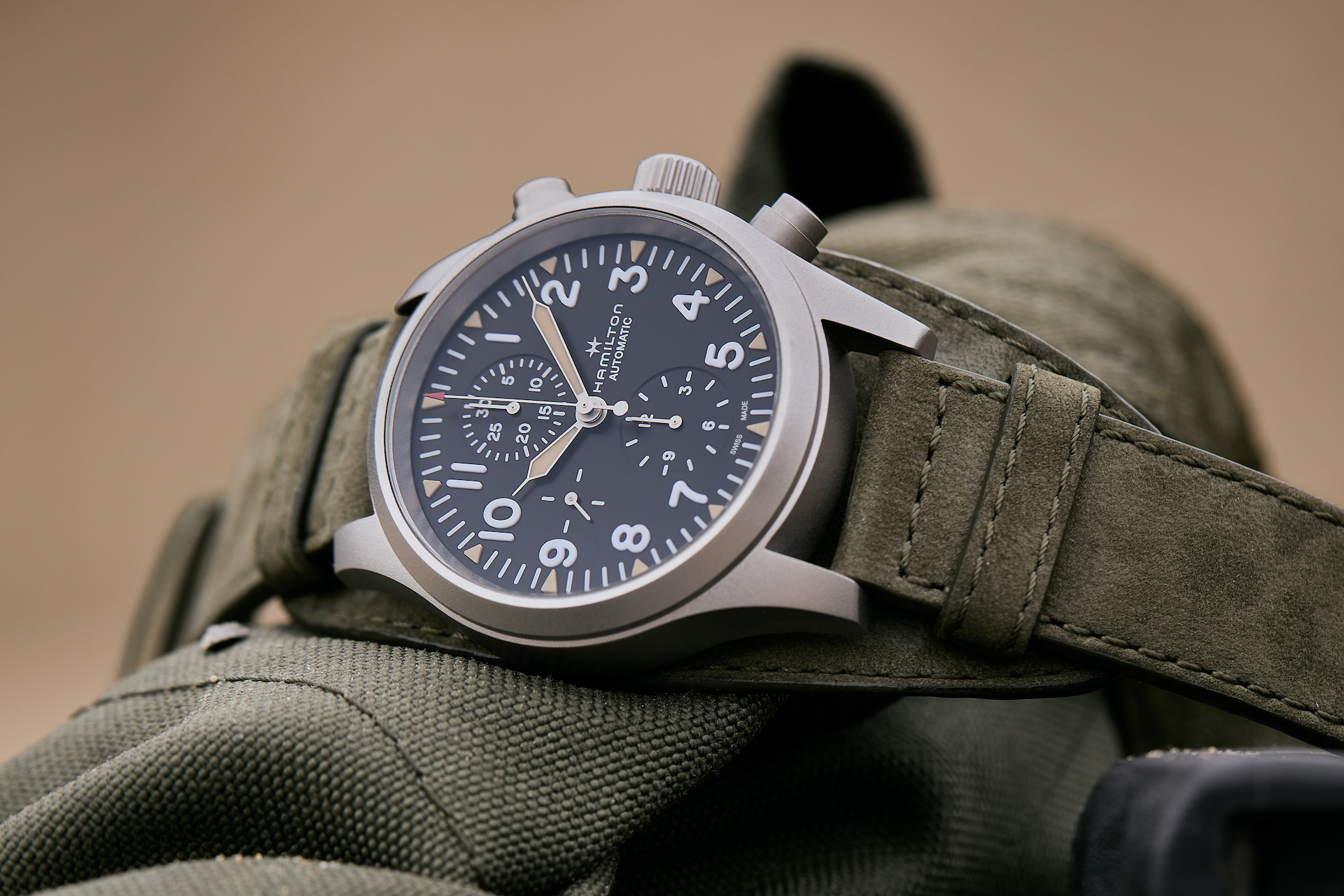 Hamilton Khaki Field Automatic Chronograph H71706830